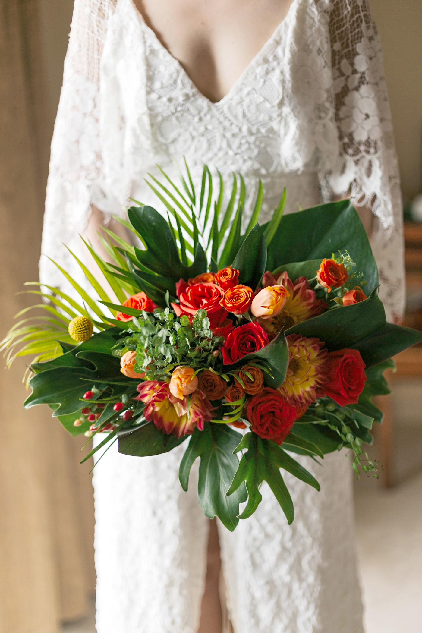 eleanor jacques wedding bridal bouquet