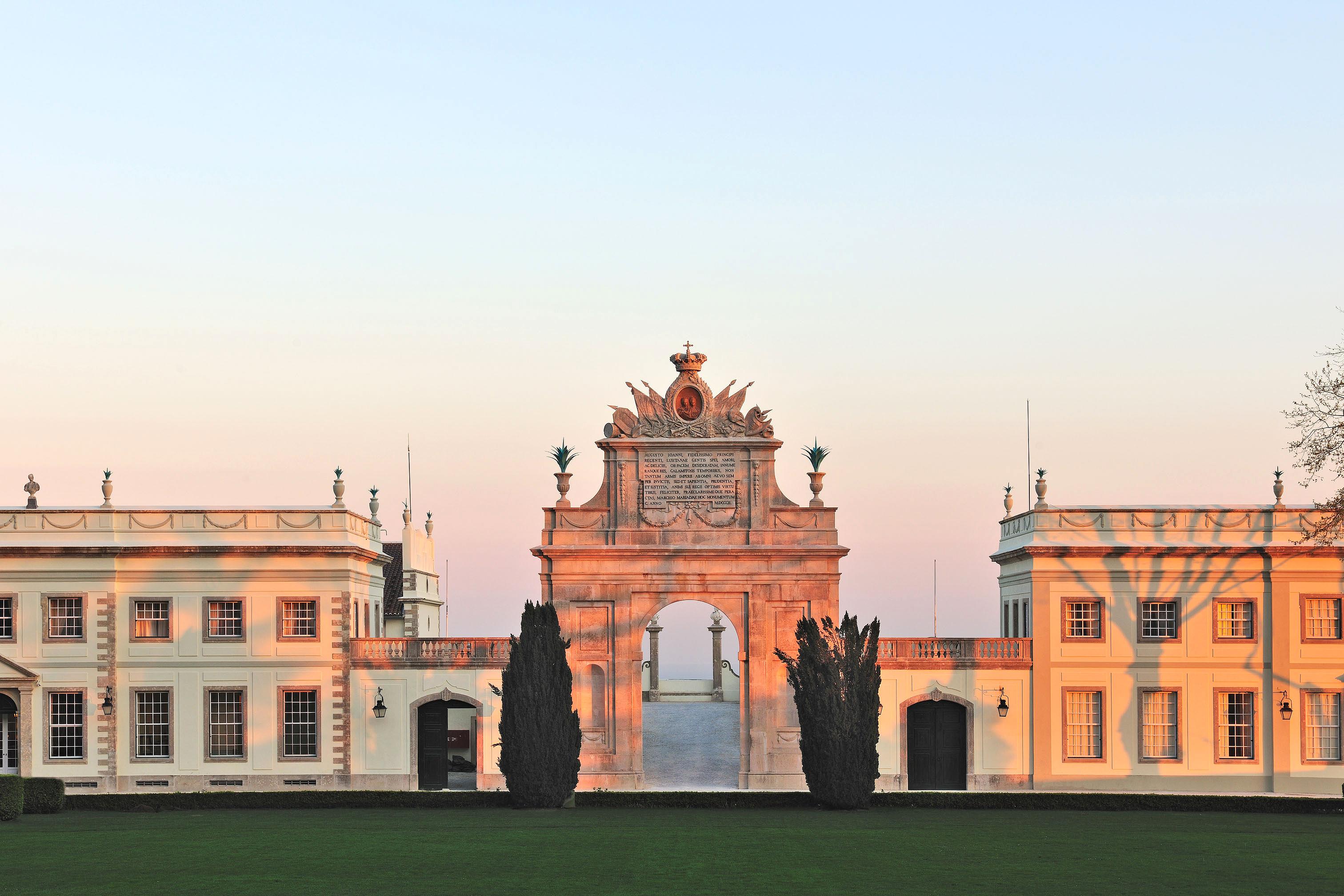 castle resort portugal