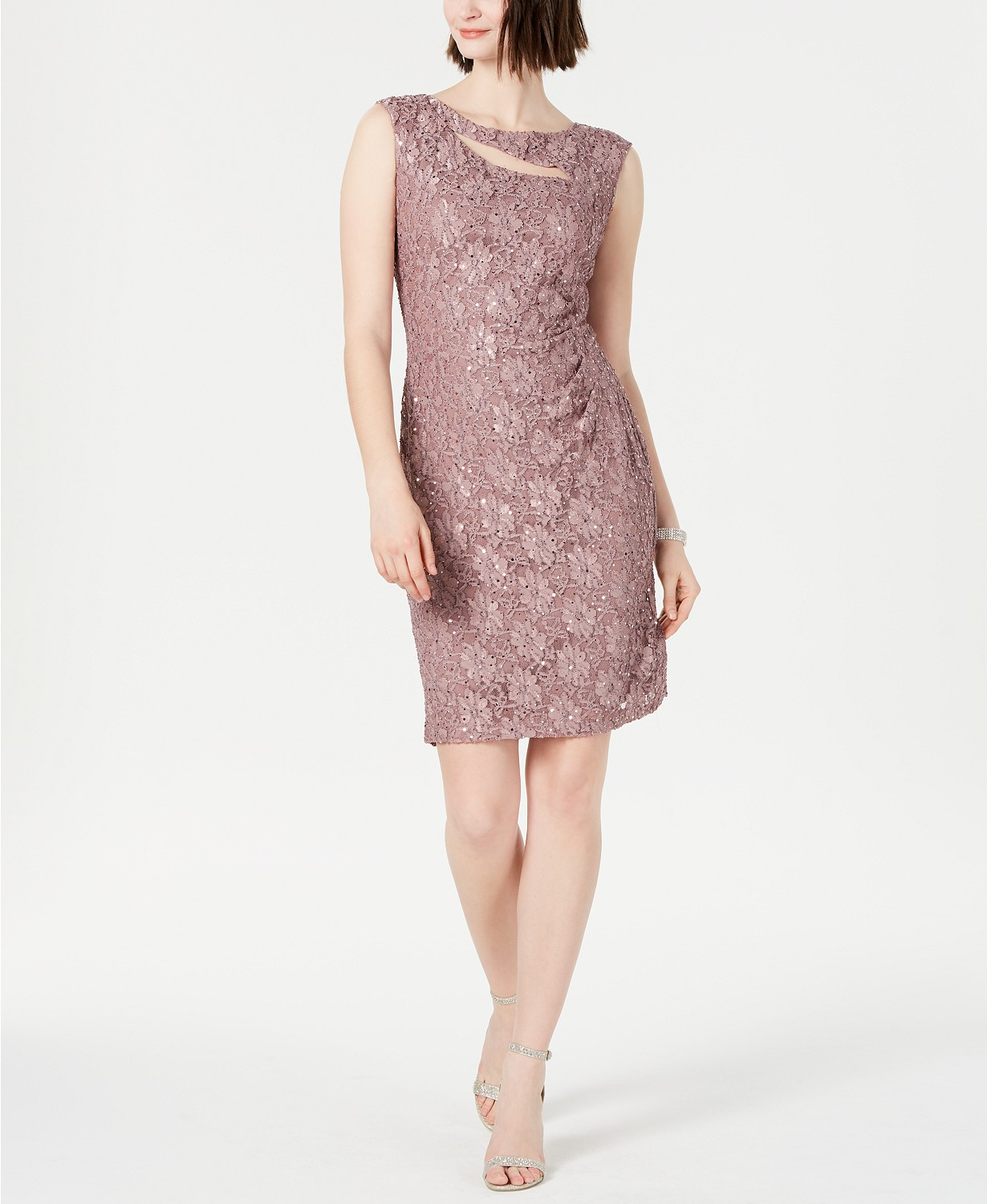 connected sheath dress