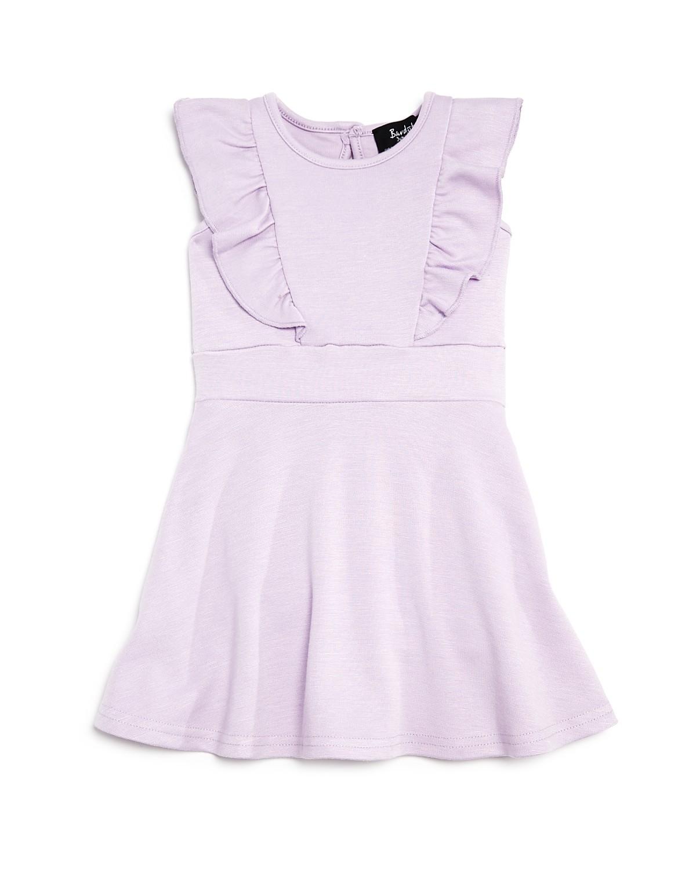 Bardot Junior Lilac Flower Girl Dress