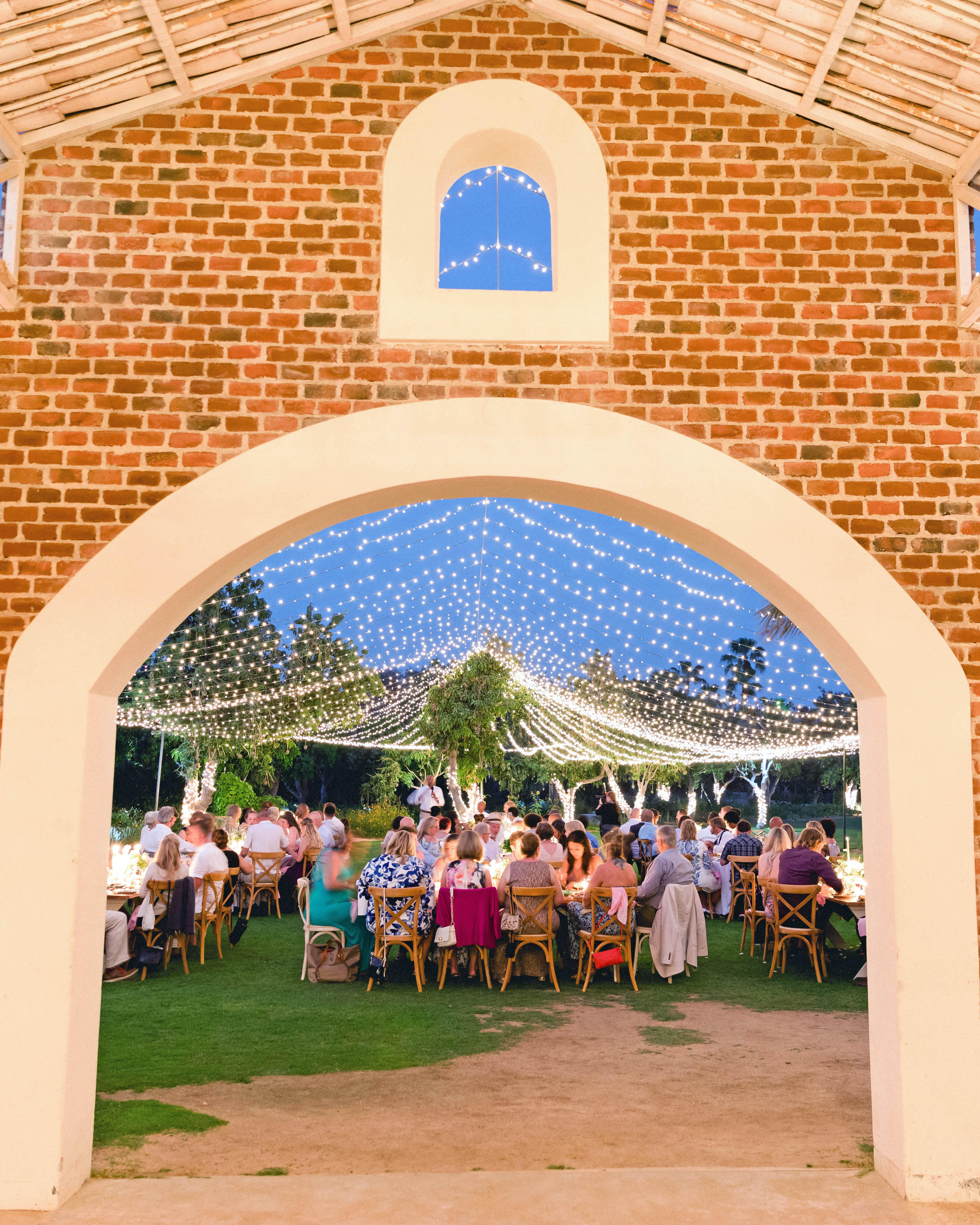 brittany craig wedding reception