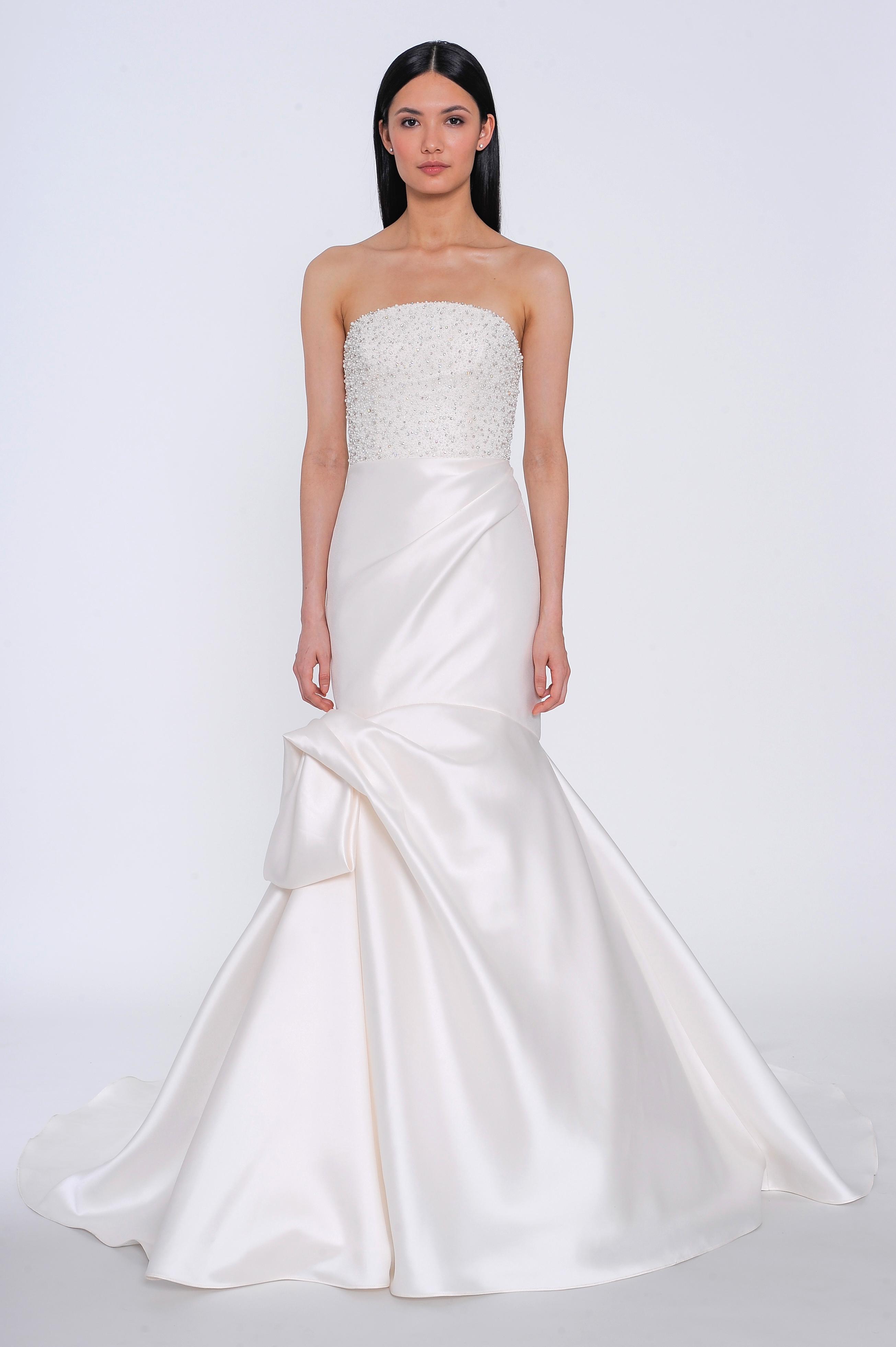 allison webb wedding dress spring 2019 satin strapless