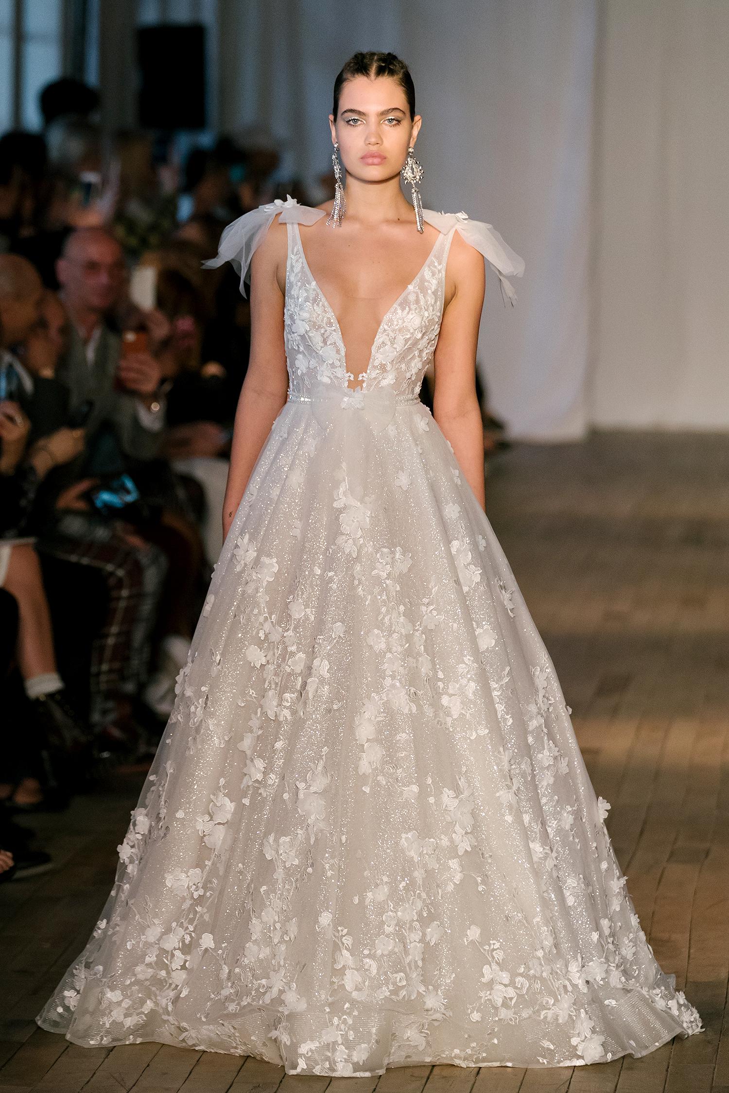 70 Wedding Dresses With Bows Martha Stewart Weddings
