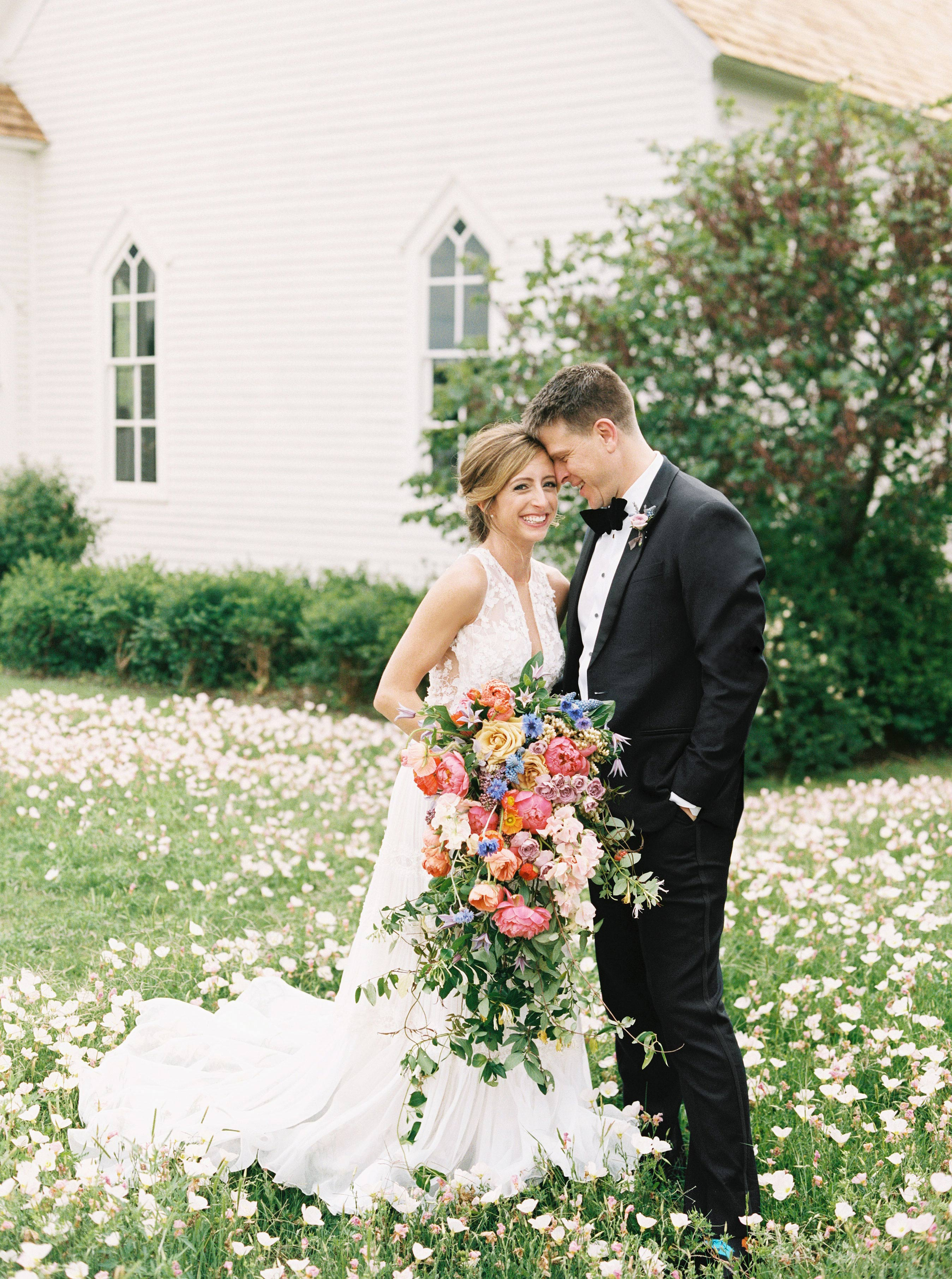ashley adam wedding texas couple