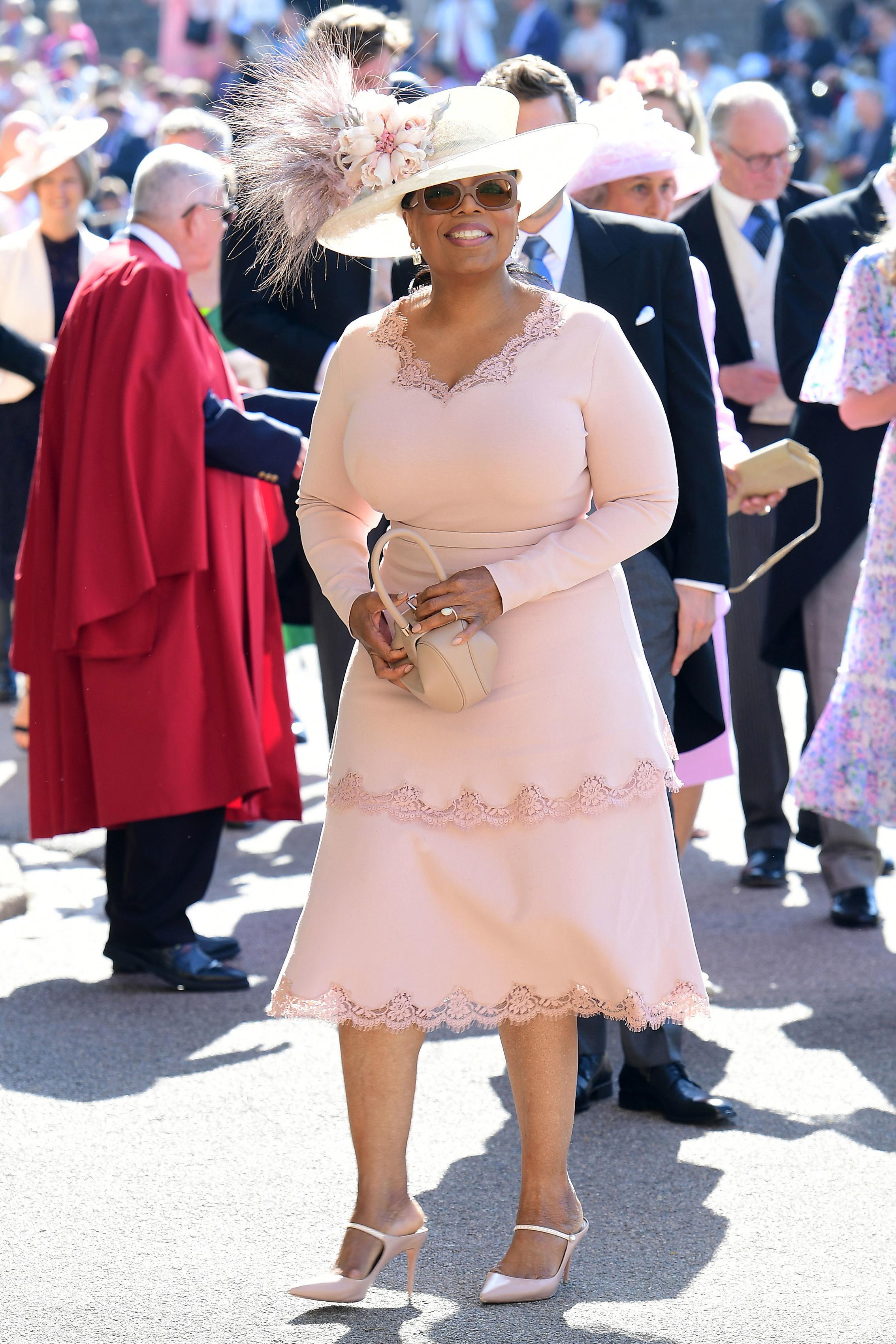 Oprah Winfrey royal wedding 2018