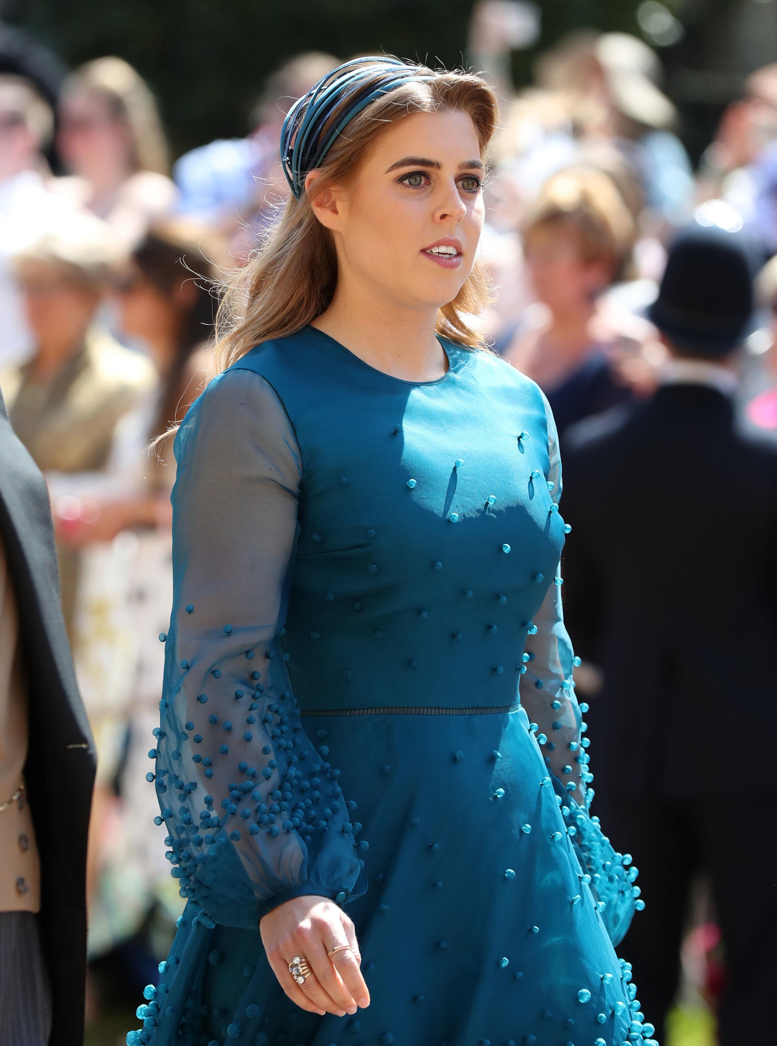 Princess Beatrice royal wedding 2018