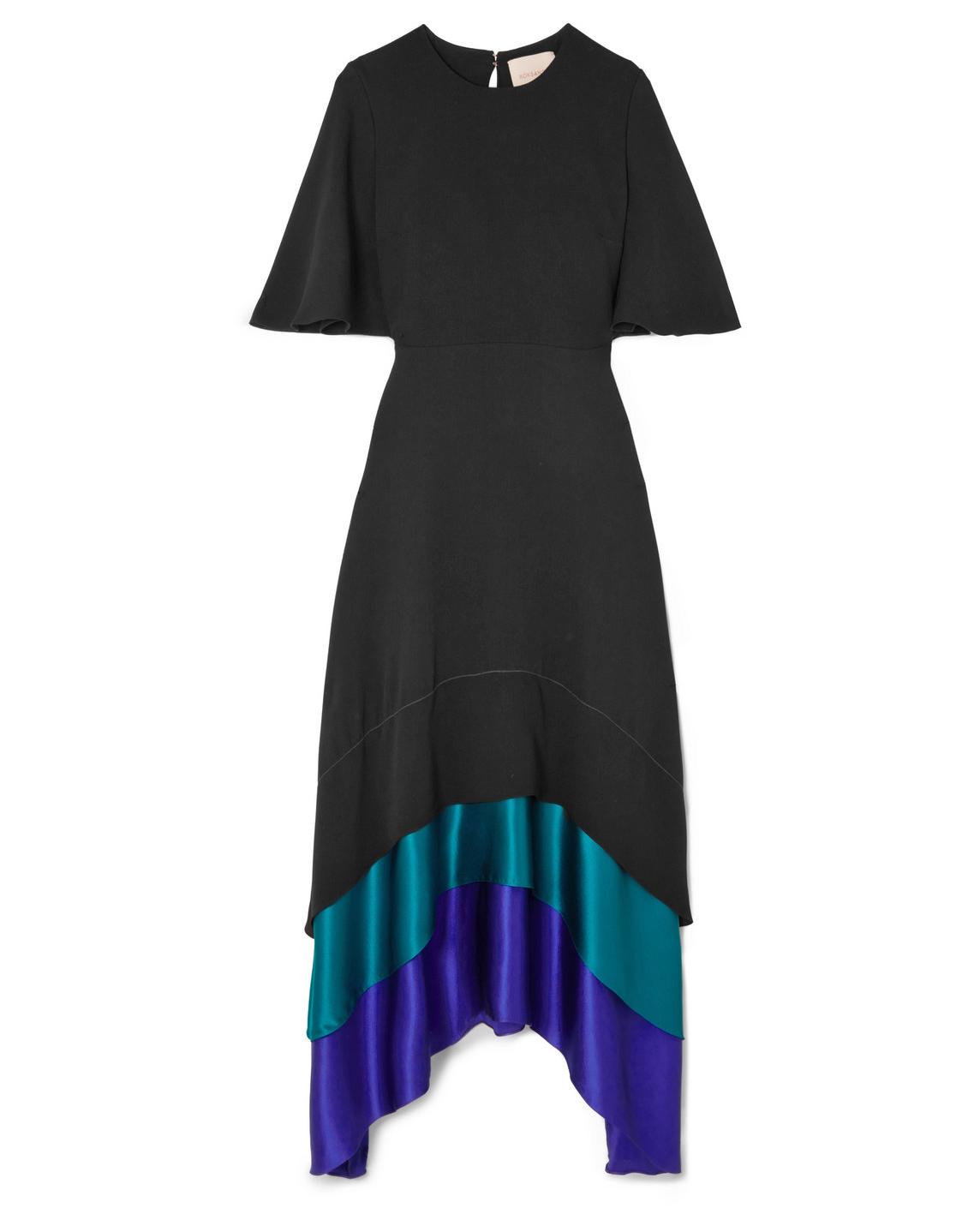 Roksanda Color Block Dress
