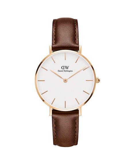 leather anniversary gifts daniel wellington watch