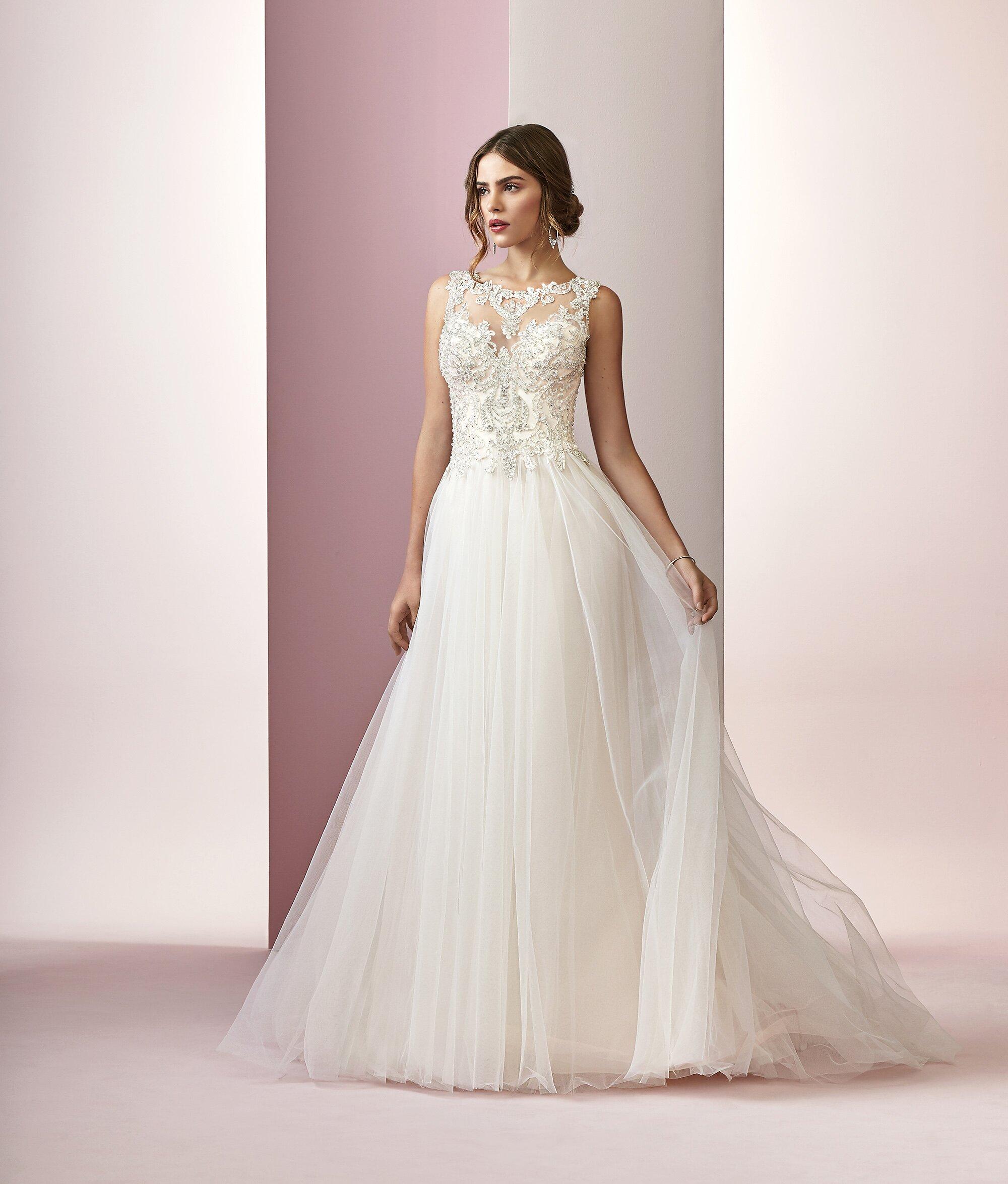 Long Sleeve Lace Wedding Dress Topper