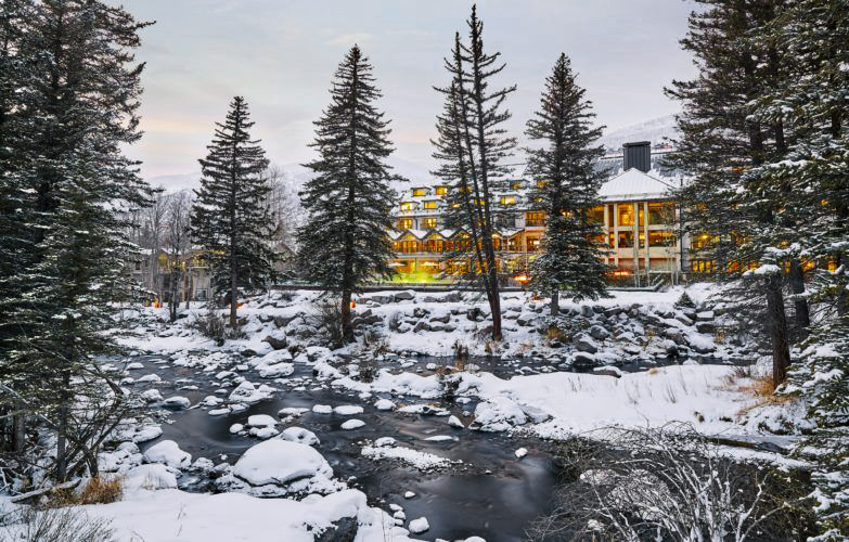The Mountain Retreat: Hotel Talisa, a Luxury Collection Resort, Vail, Colorado