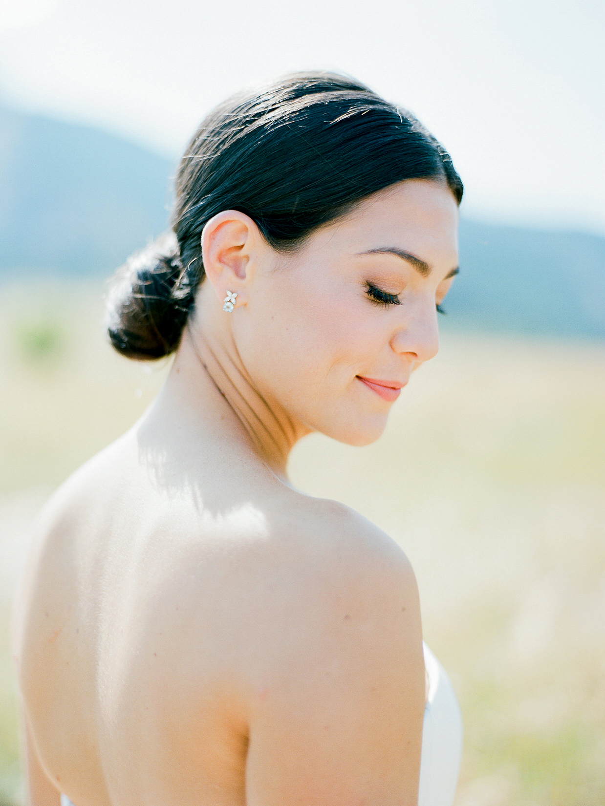 jamie jon wedding bridal updo