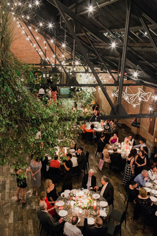 risa ross wedding brooklyn new york reception