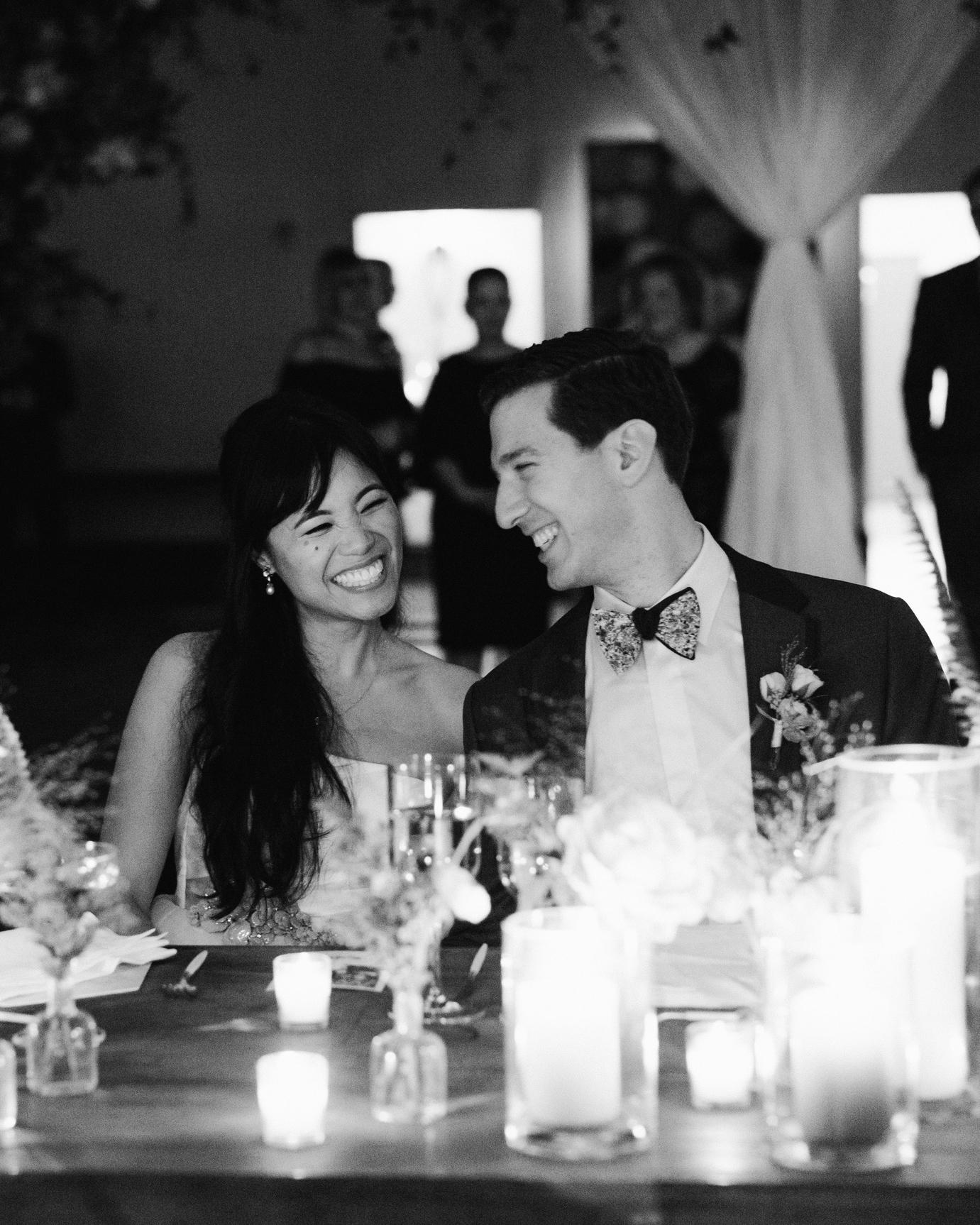 risa ross wedding brooklyn new york dinner