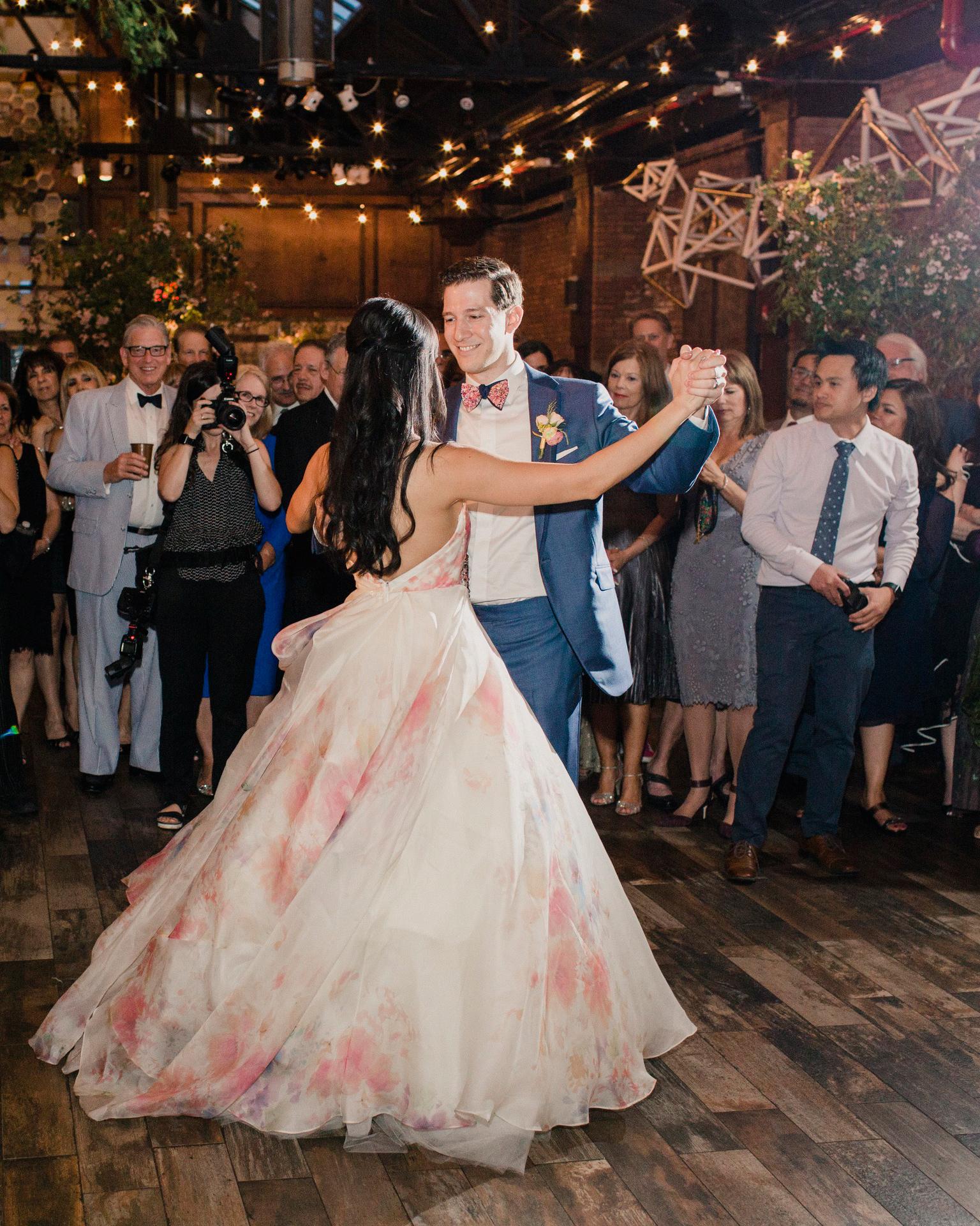 risa ross wedding brooklyn new york dance