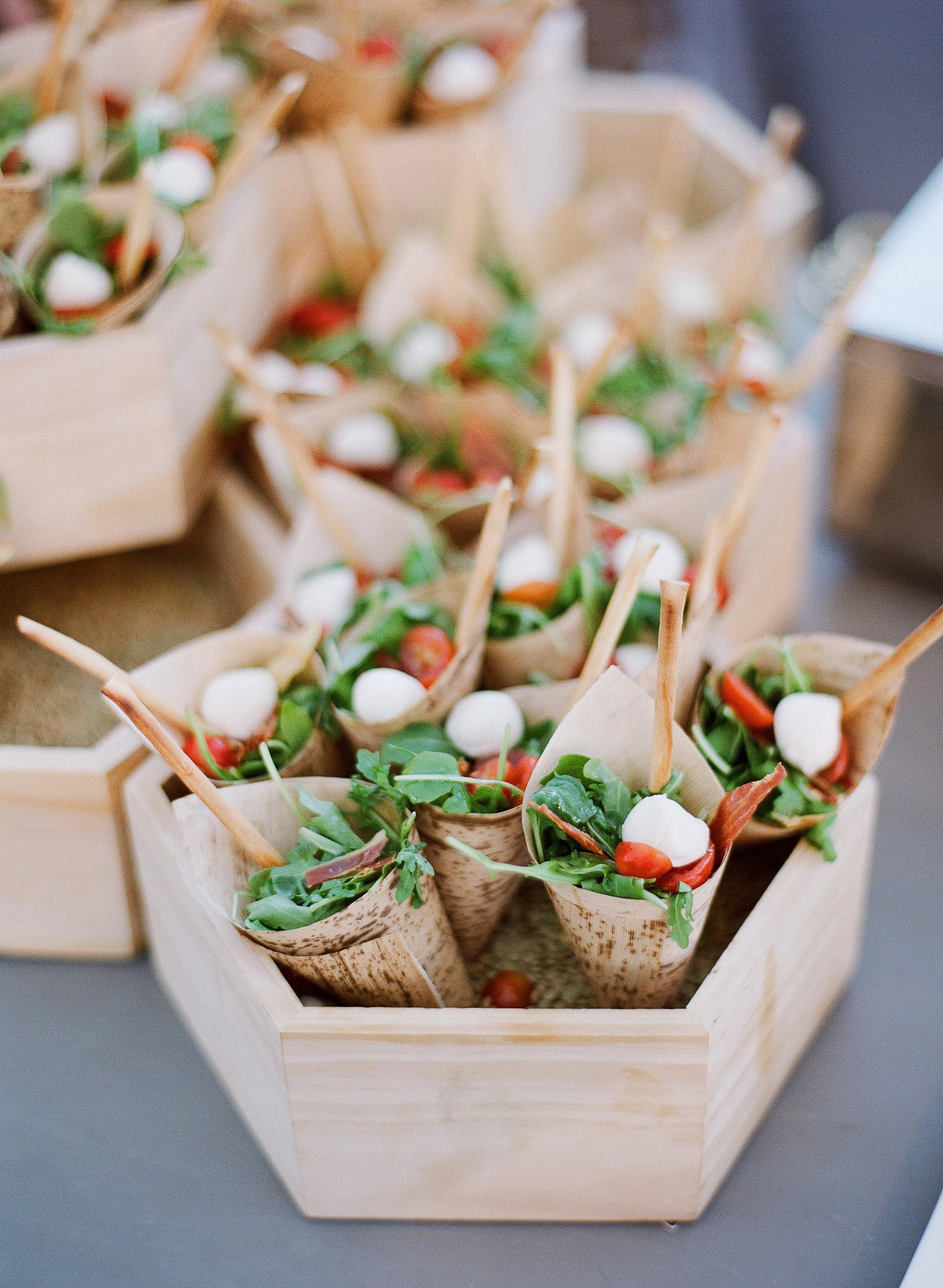 bessie john wedding food