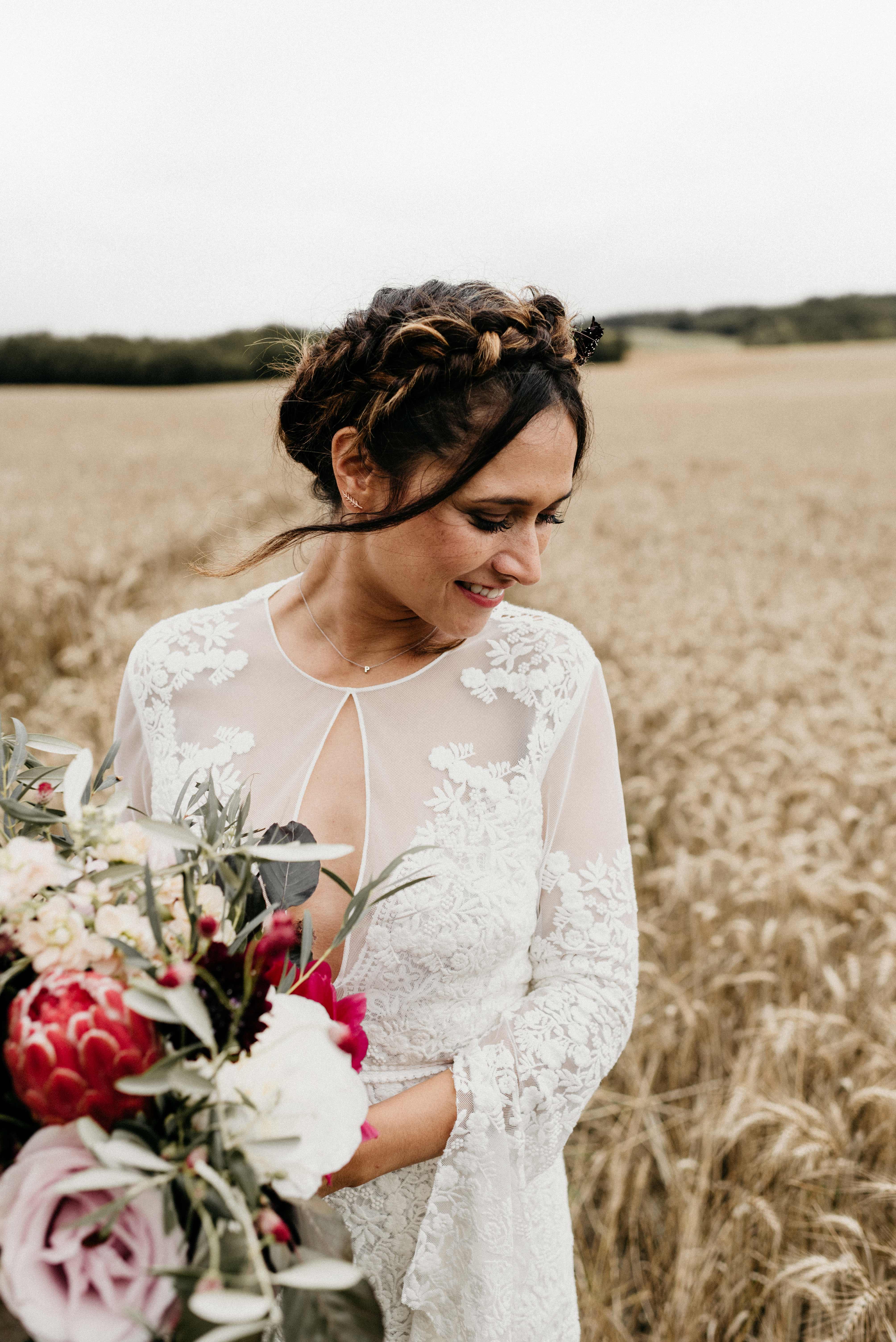bridal updos lotts
