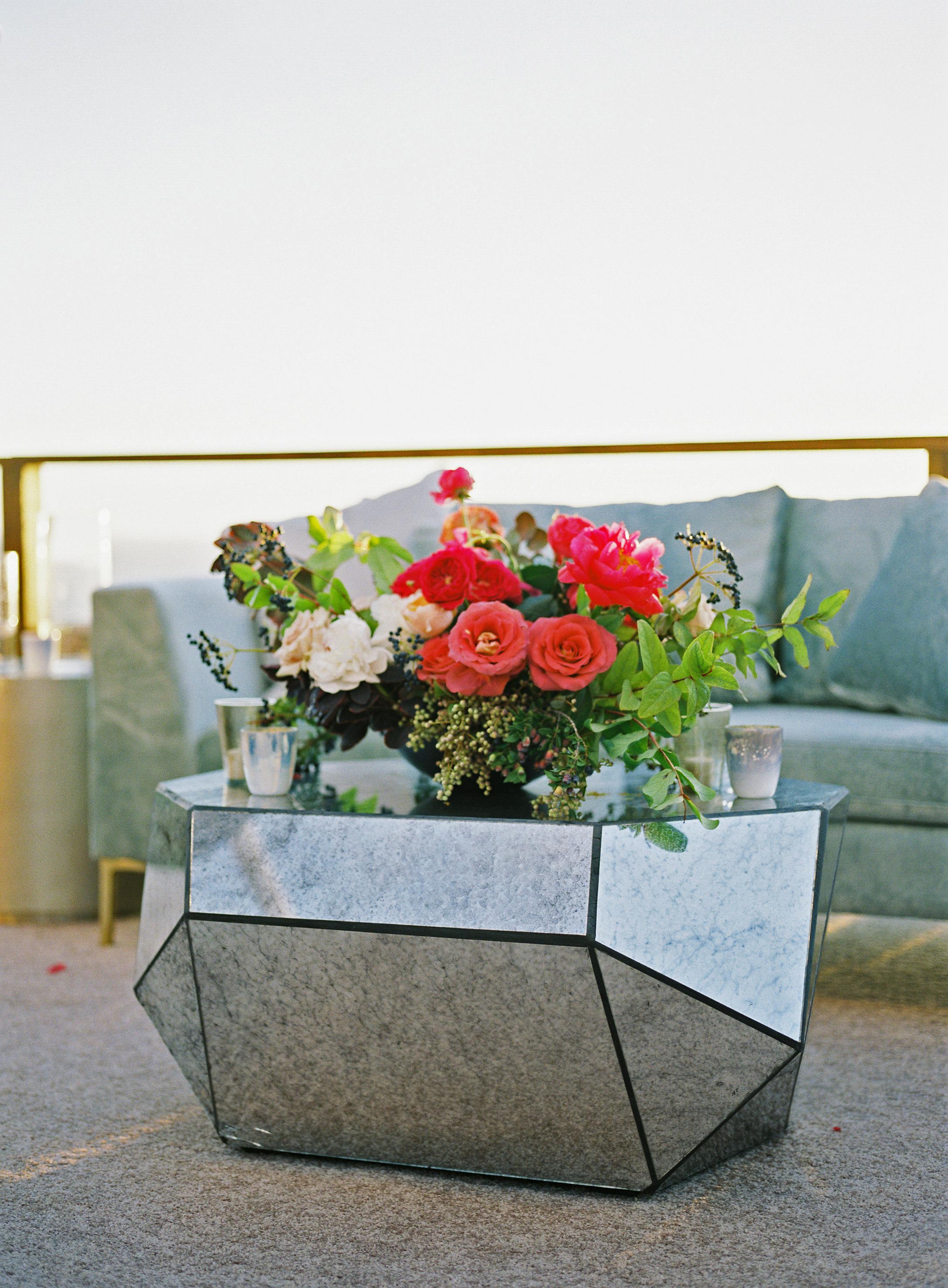 mercury glass wedding ideas michael radford