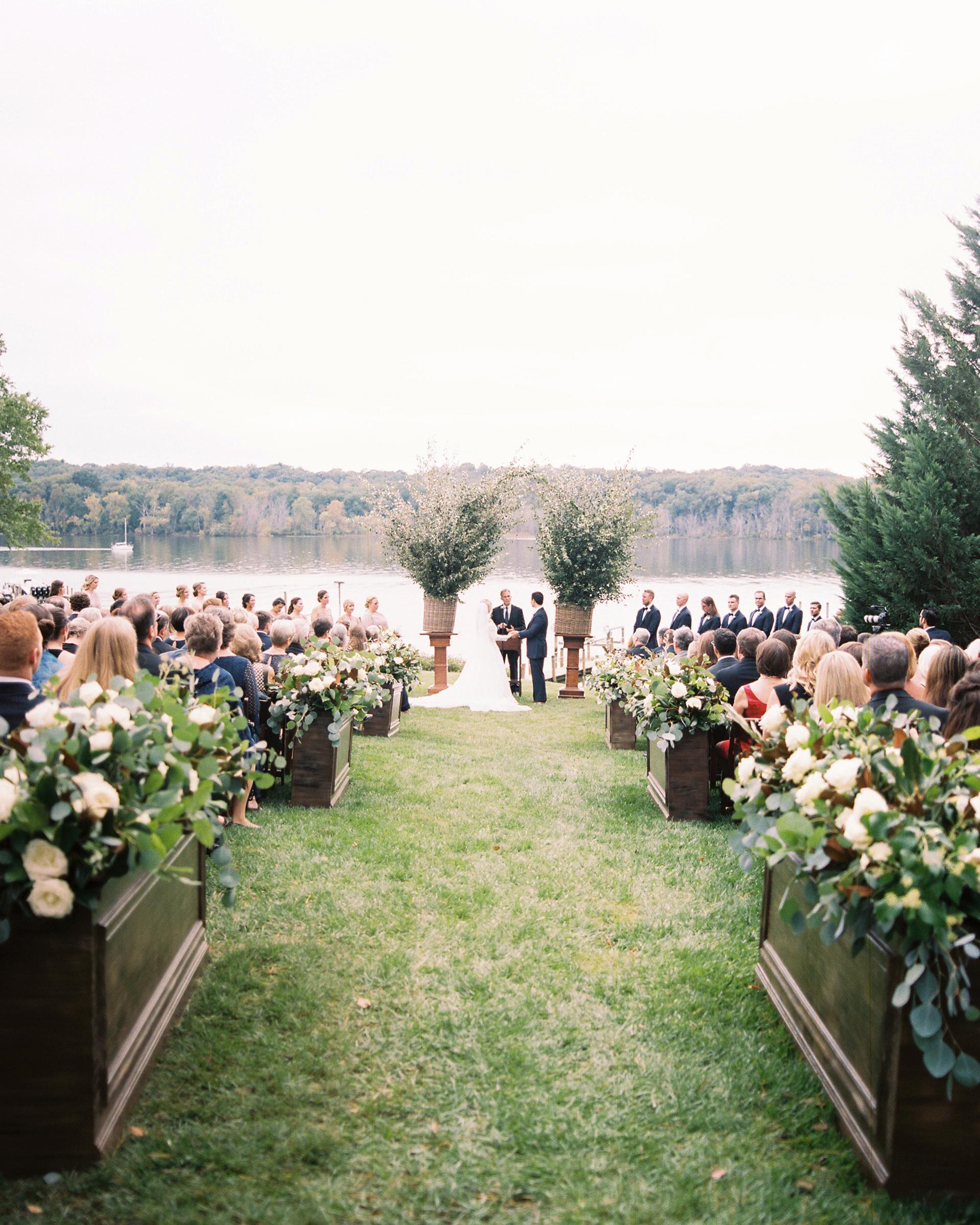kendall nick wedding ceremony