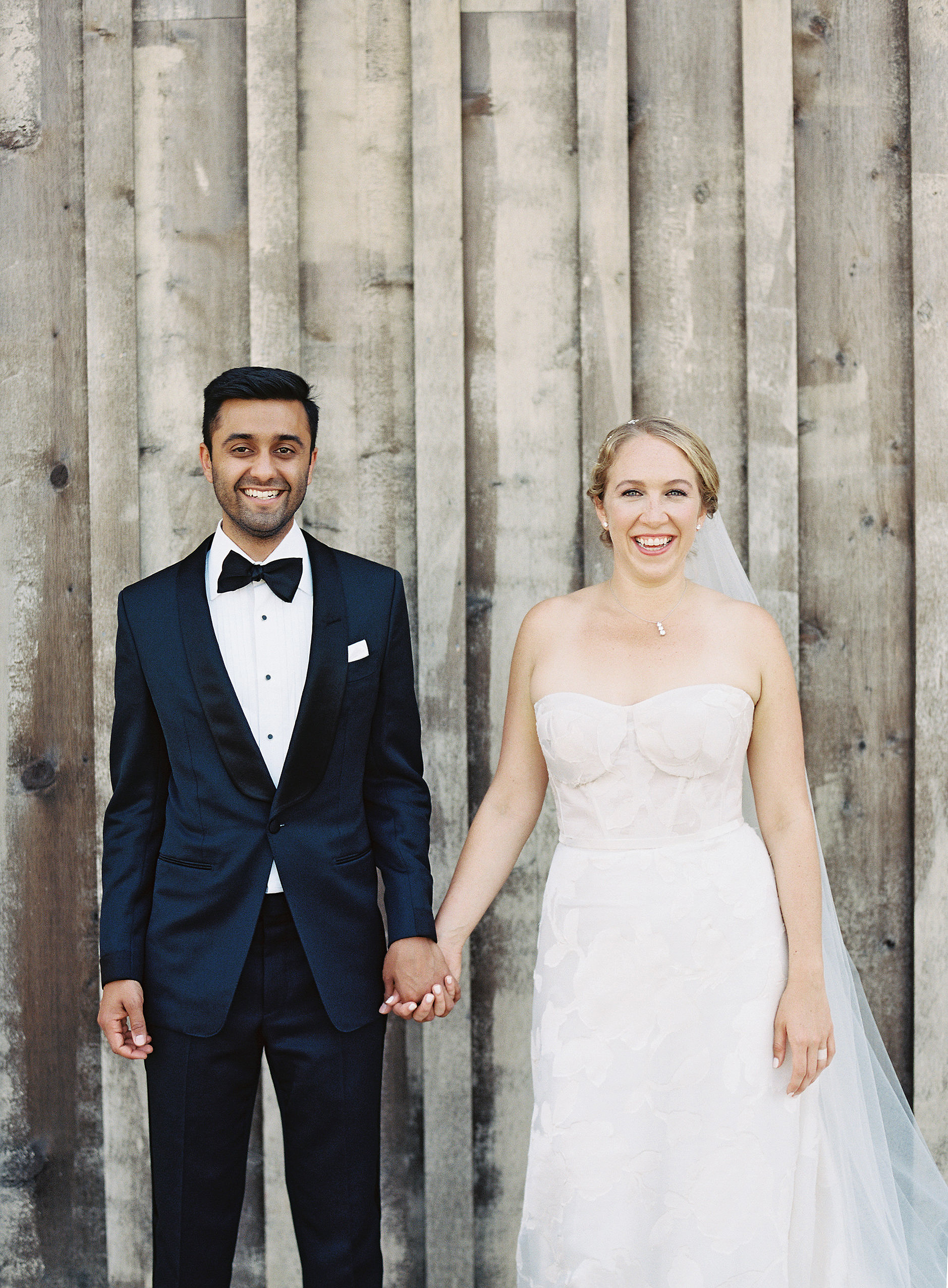 emily siddartha wedding couple bride groom