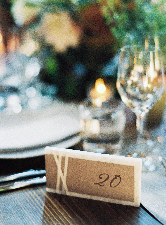 emily siddartha wedding tablenumber placesetting