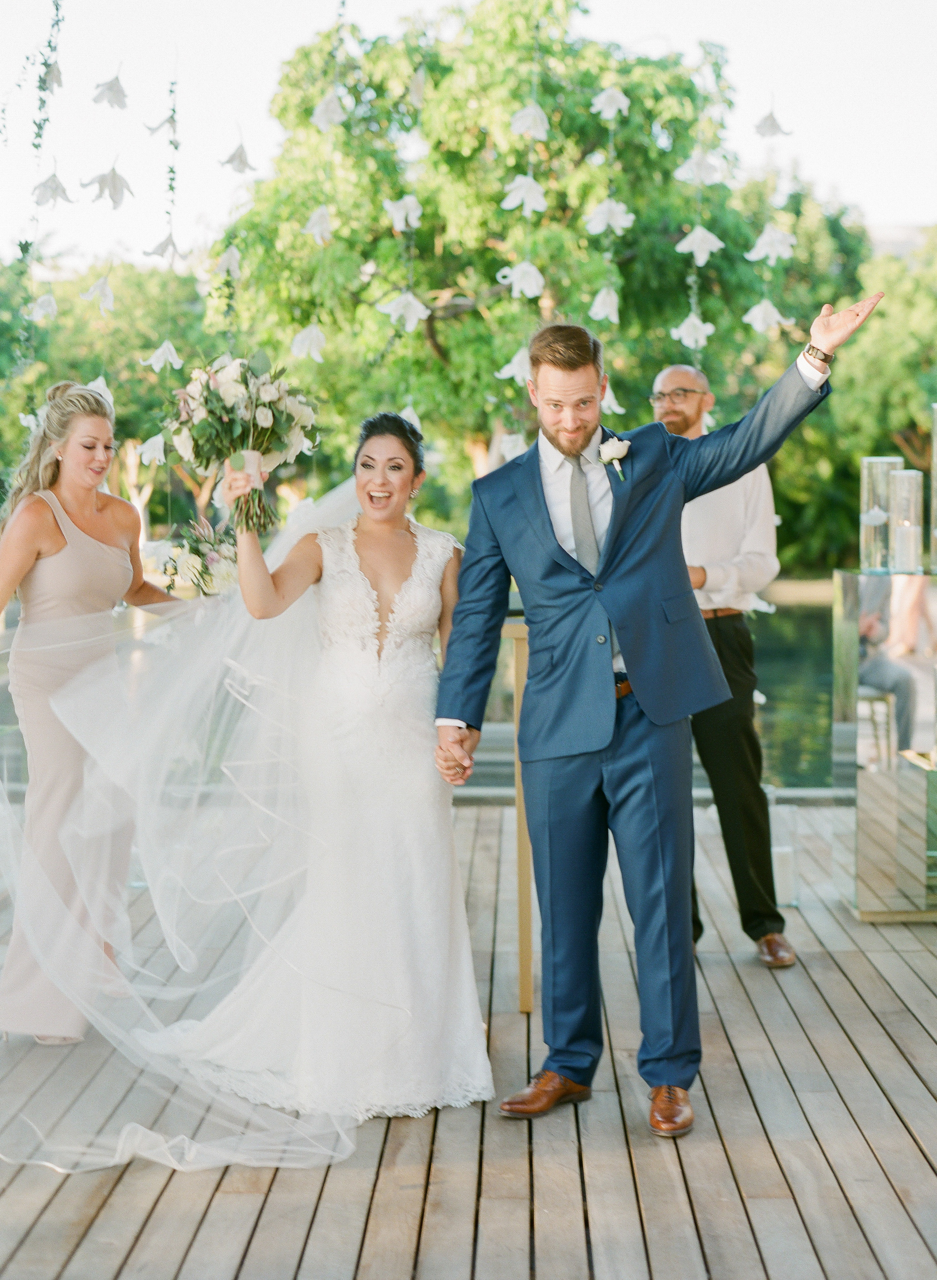 vicky james mexico wedding bride groom ceremony