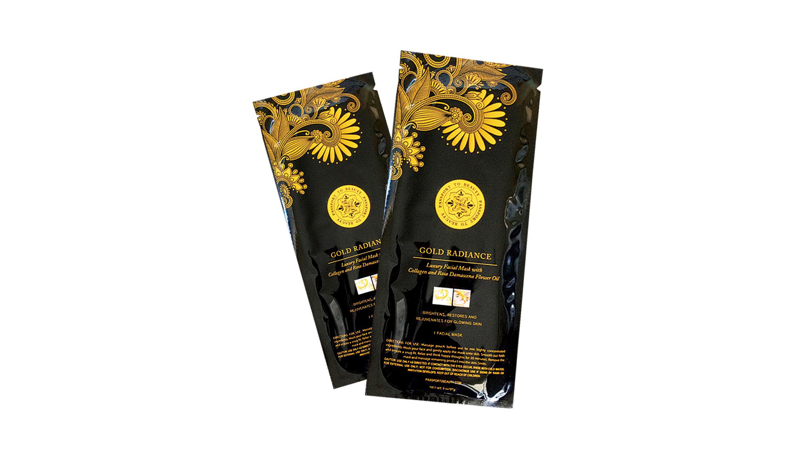 darcy honeymoon essentials passport to beauty sheet masks