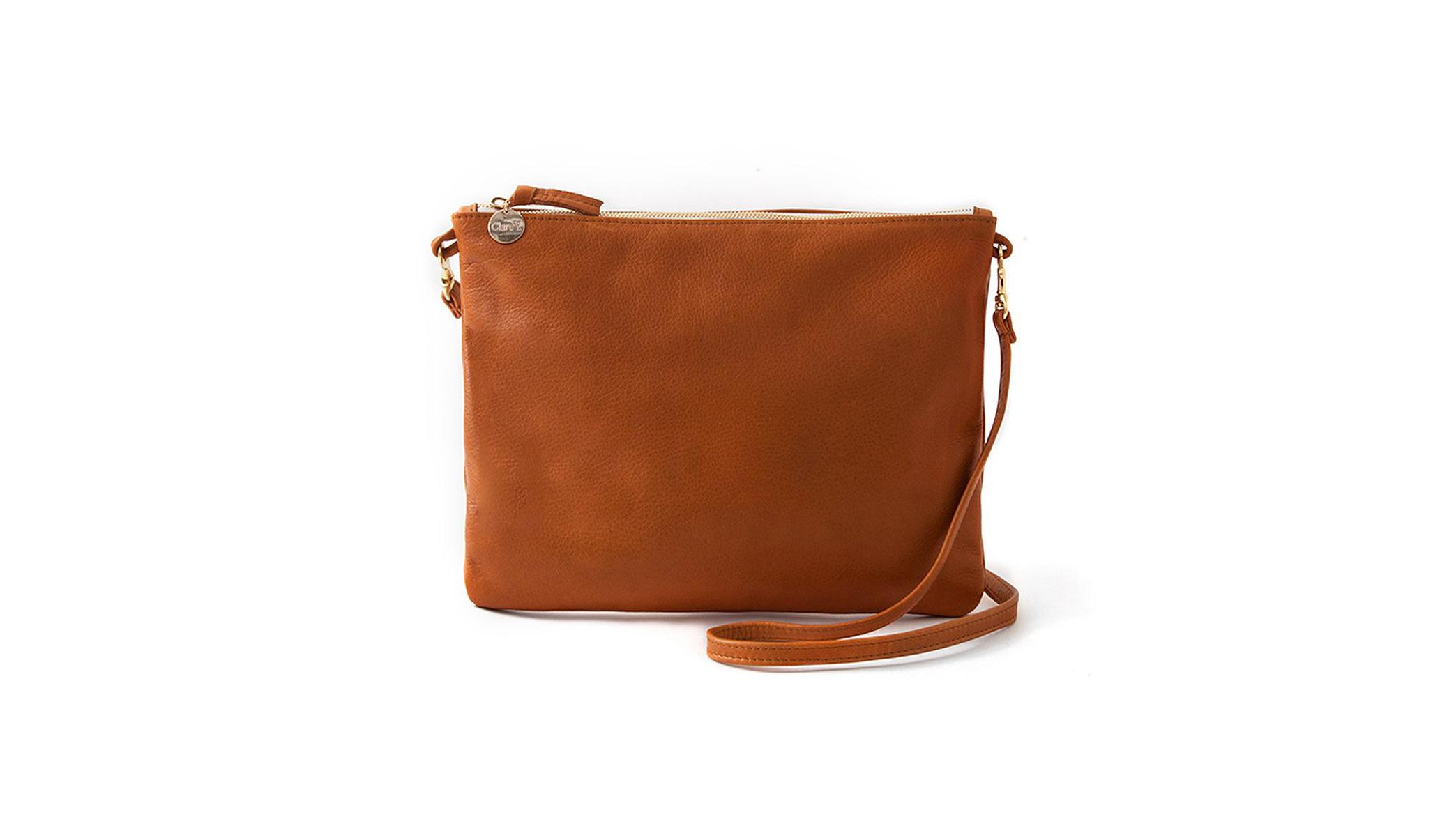 darcy honeymoon essentials clare v crossbody bag