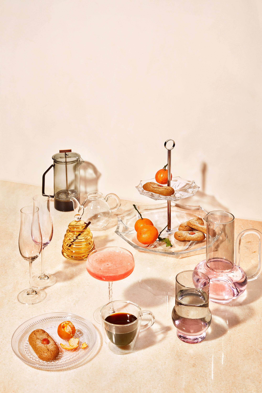 modern breakfast serve ware