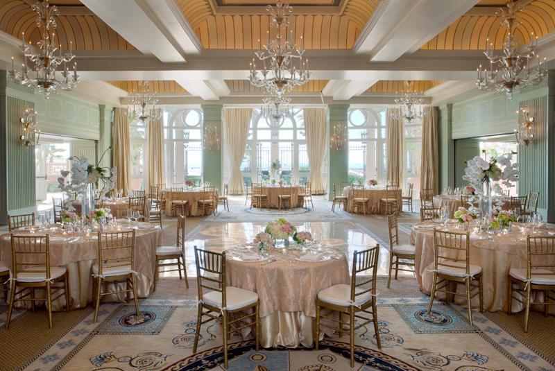 best california wedding venues hotel cassa del mar