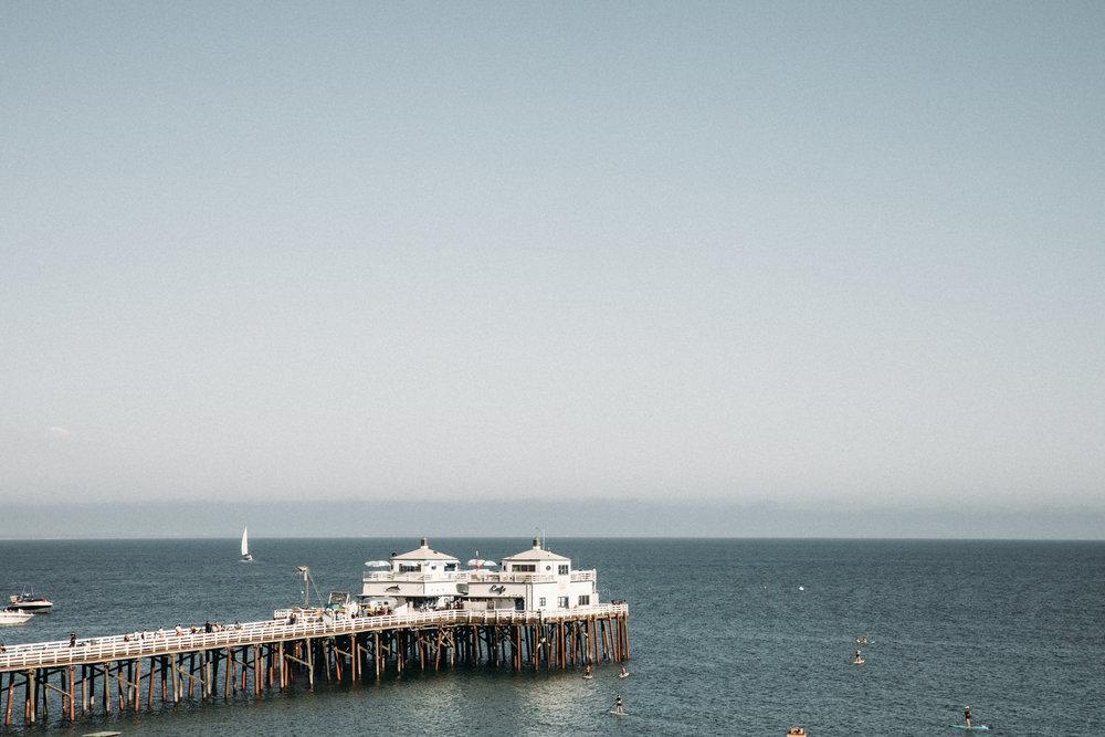 best california wedding venues the surfrider