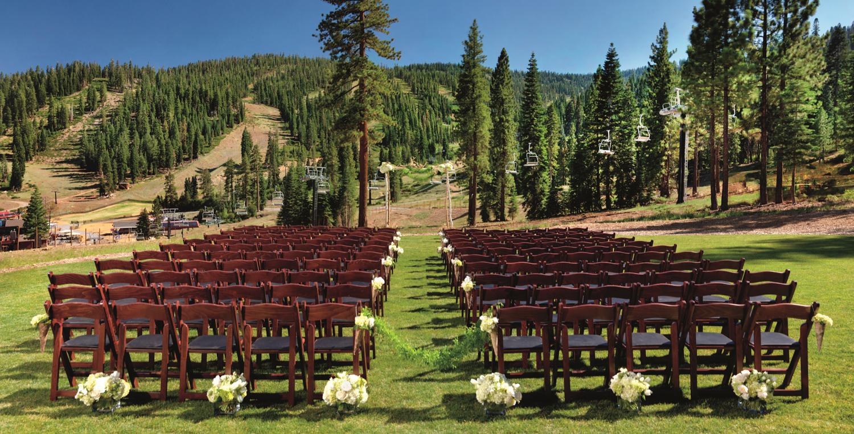 best california wedding venues the ritz carlton lake tahoe