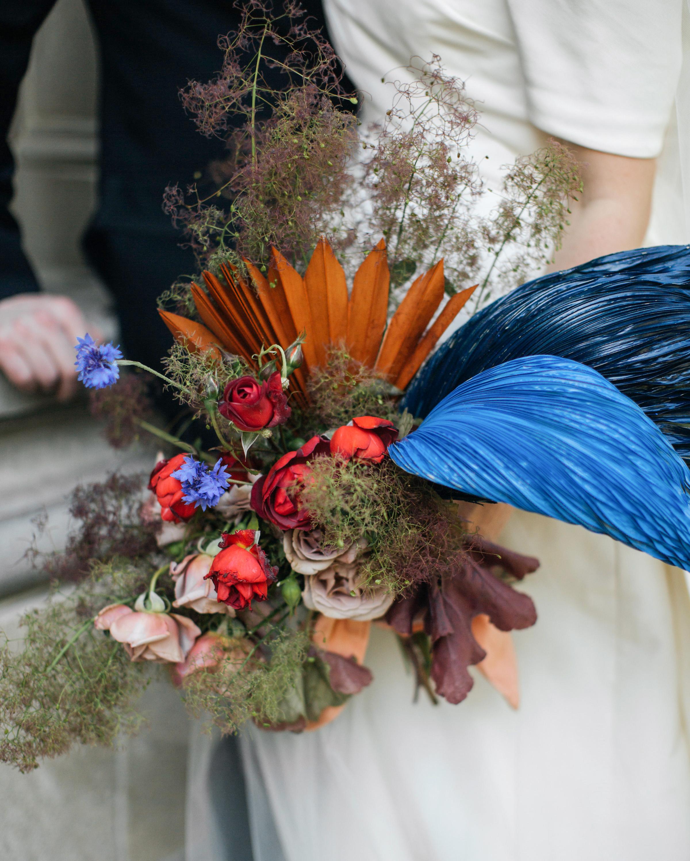 madison kyle wedding floral bouquet
