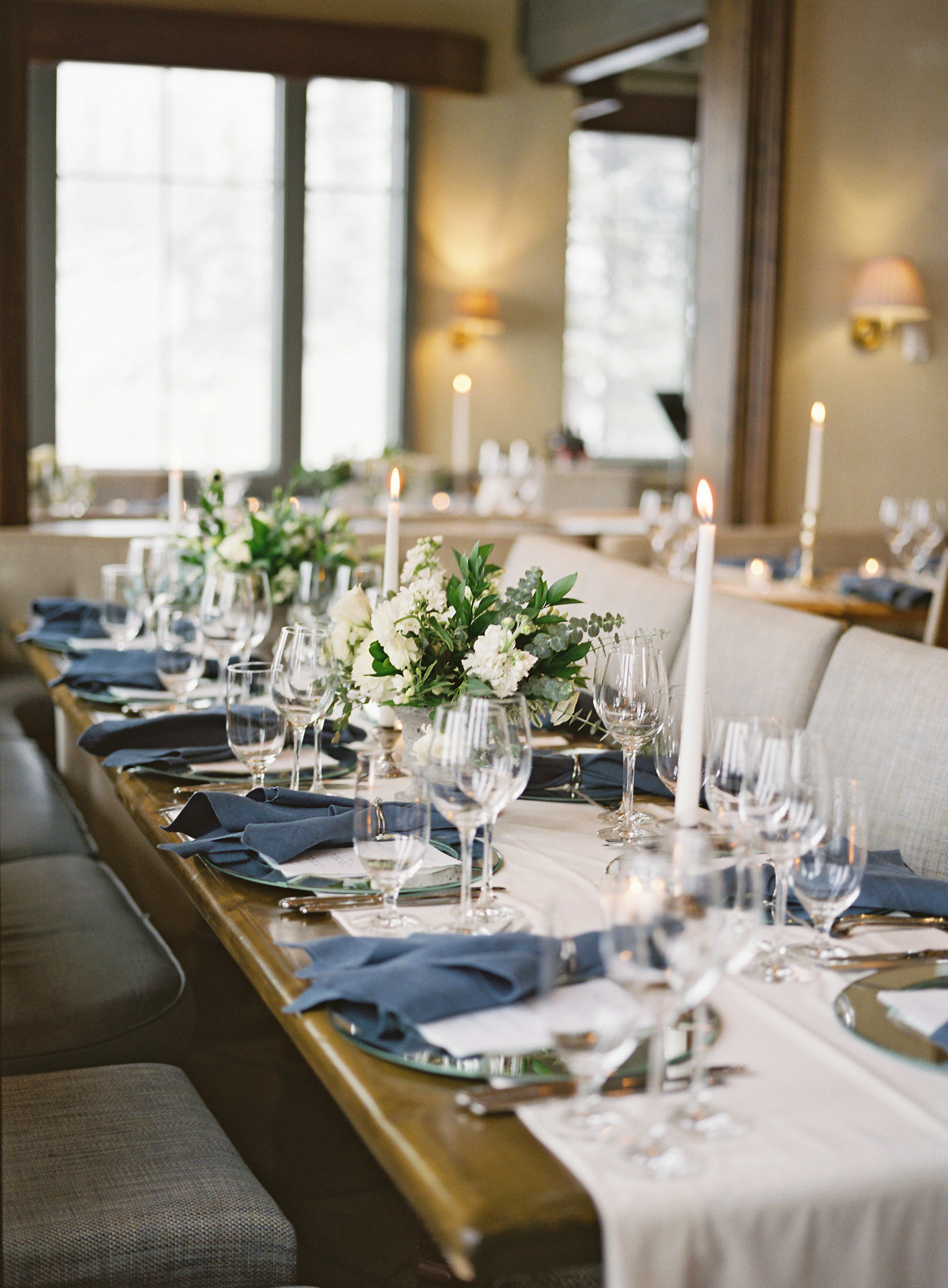 taylor cameron wedding table