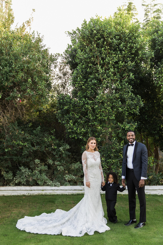 lyndsey magellan wedding couple son