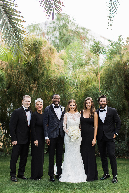 lyndsey magellan wedding family