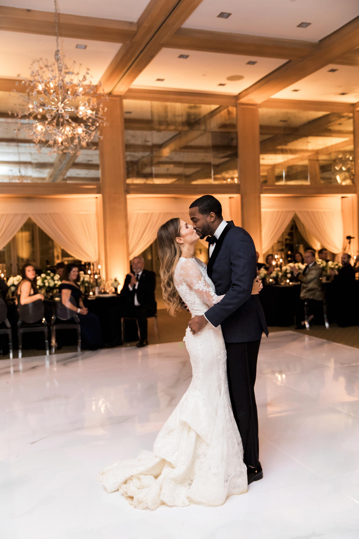 lyndsey magellan wedding first dance