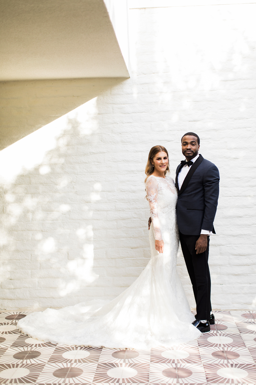 lyndsey magellan wedding couple