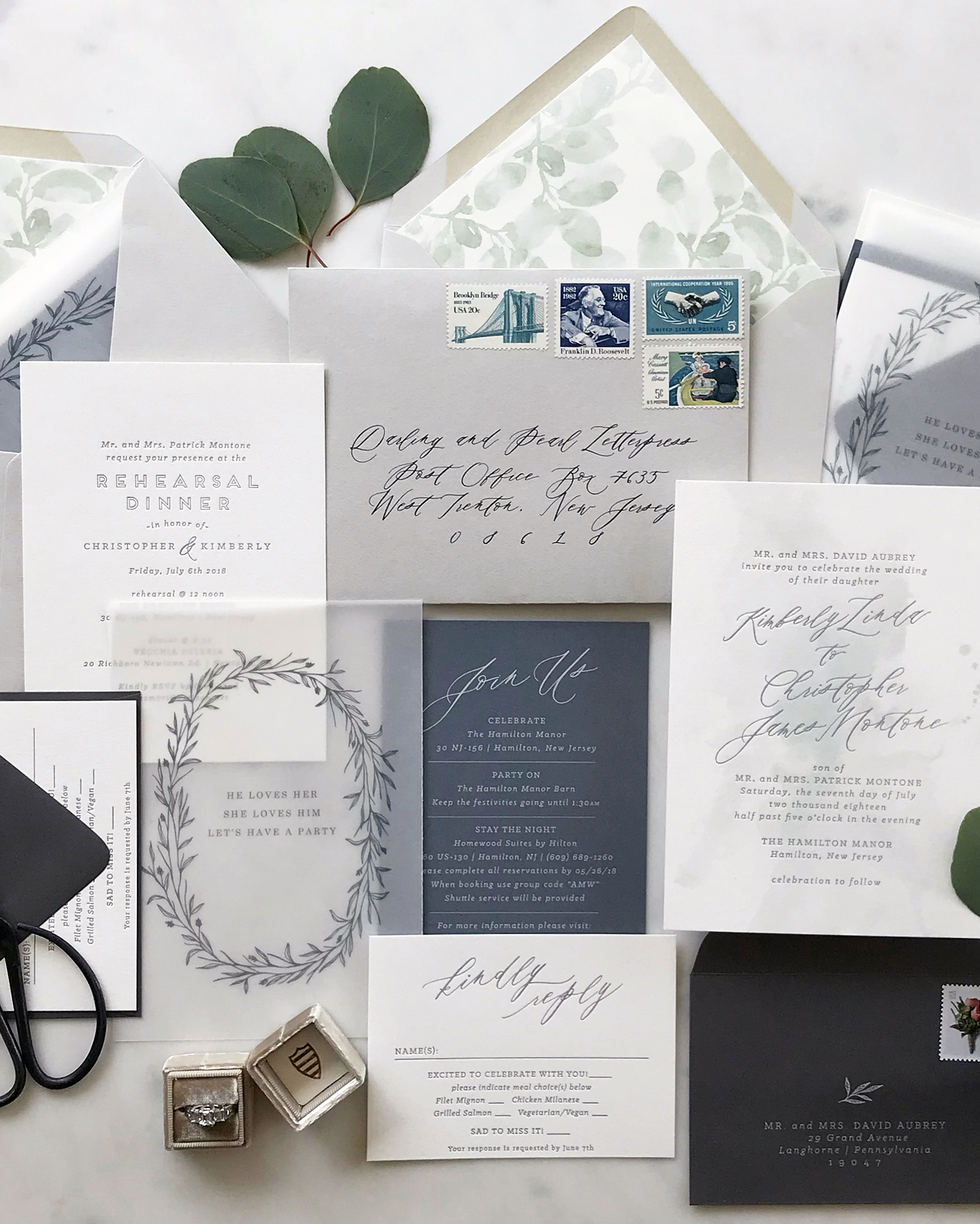 vellum overlay introduction on stationary suite