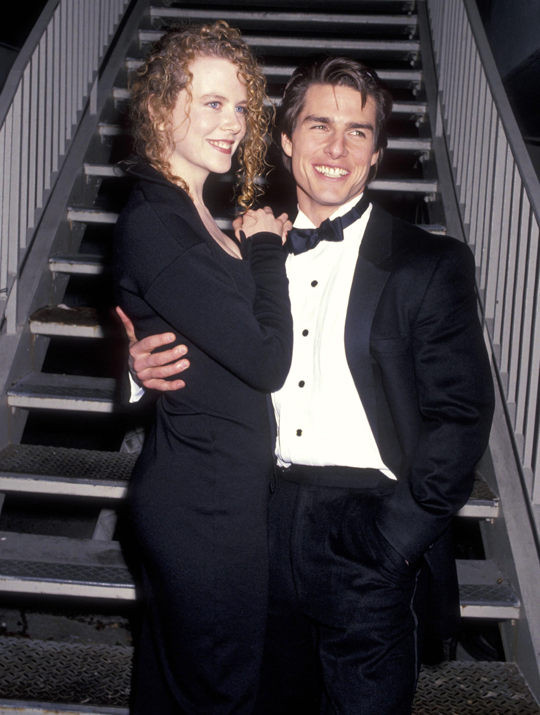 celebrity weddings year you were born tom cruise nicole kidman