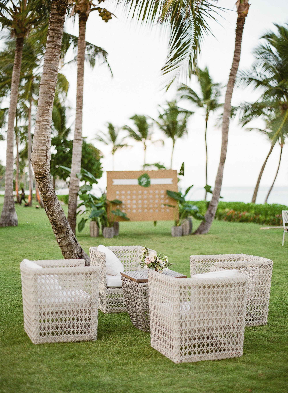 elizabeth sohale wedding dominican republic lounge