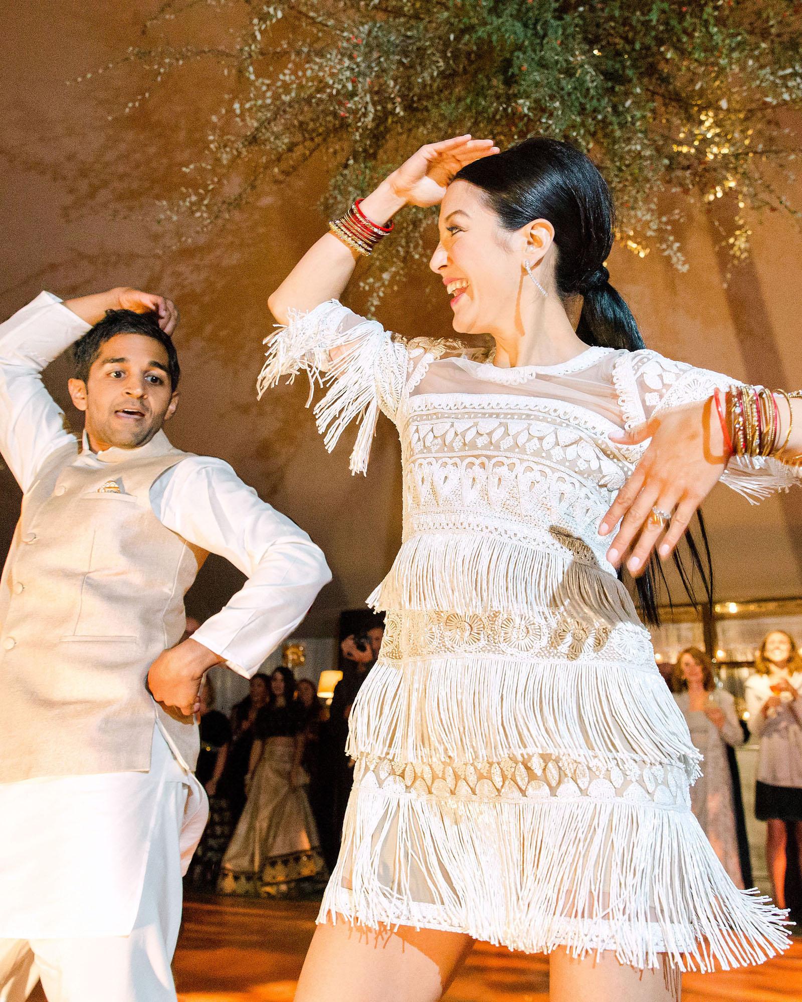 jenna alok wedding wine country california couple dancing