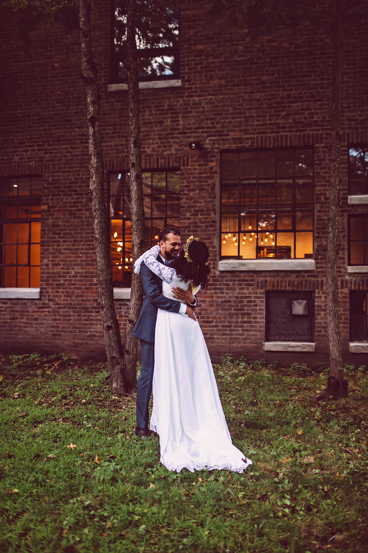 vasthy mason wedding first look