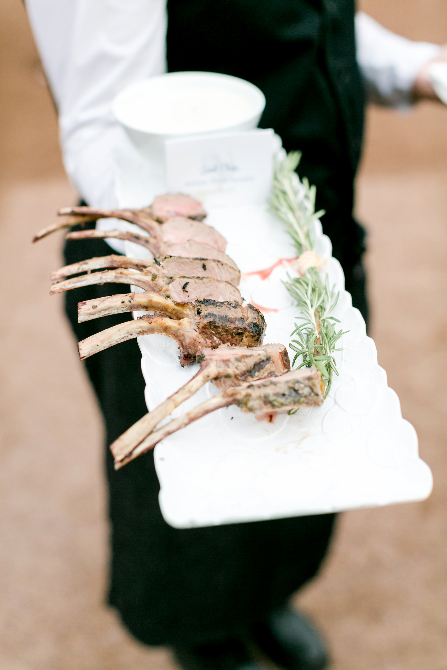 after party decor cocktail size lamb chops