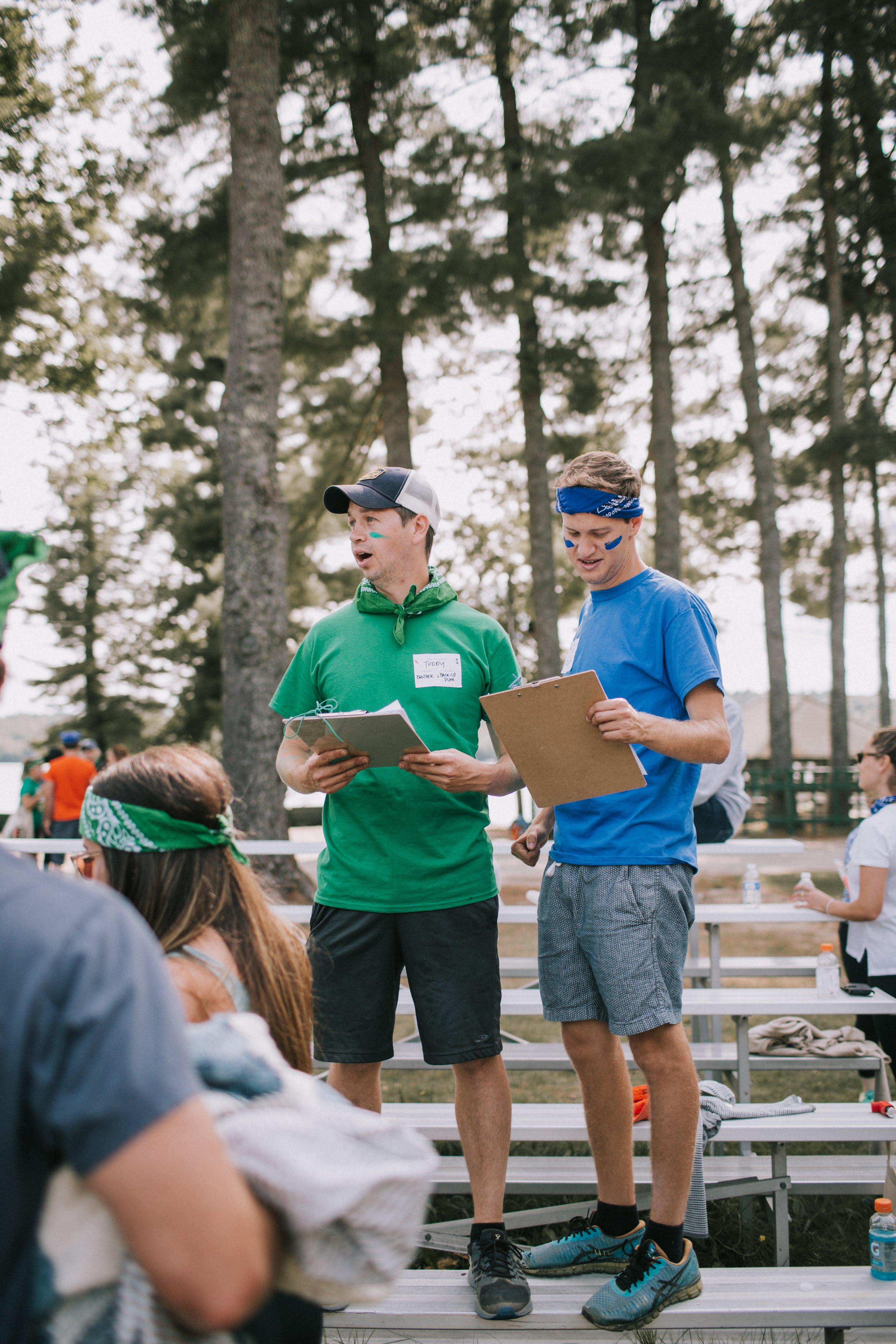 sofi ben camp weekend captains