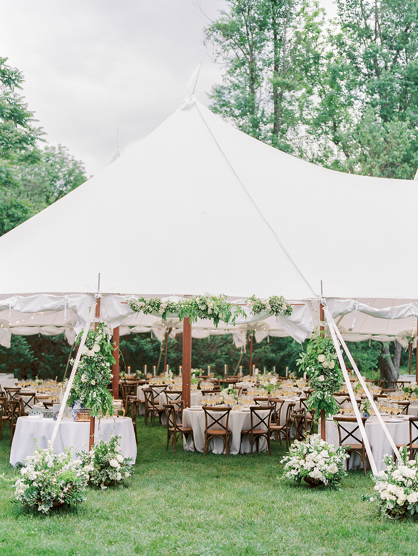 A Tented Party