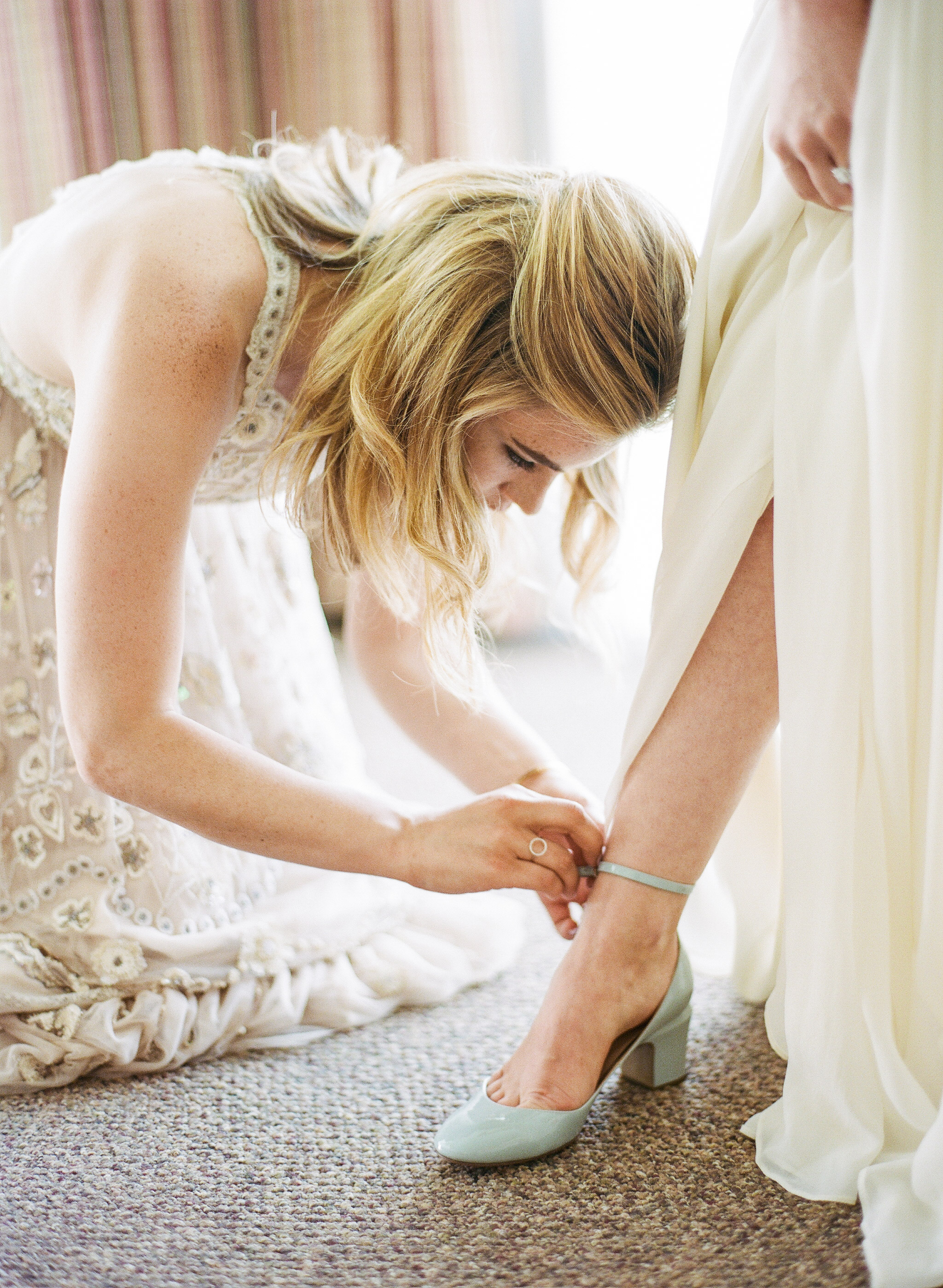 Should You Purchase Two Pairs Of Shoes For Your Wedding Day