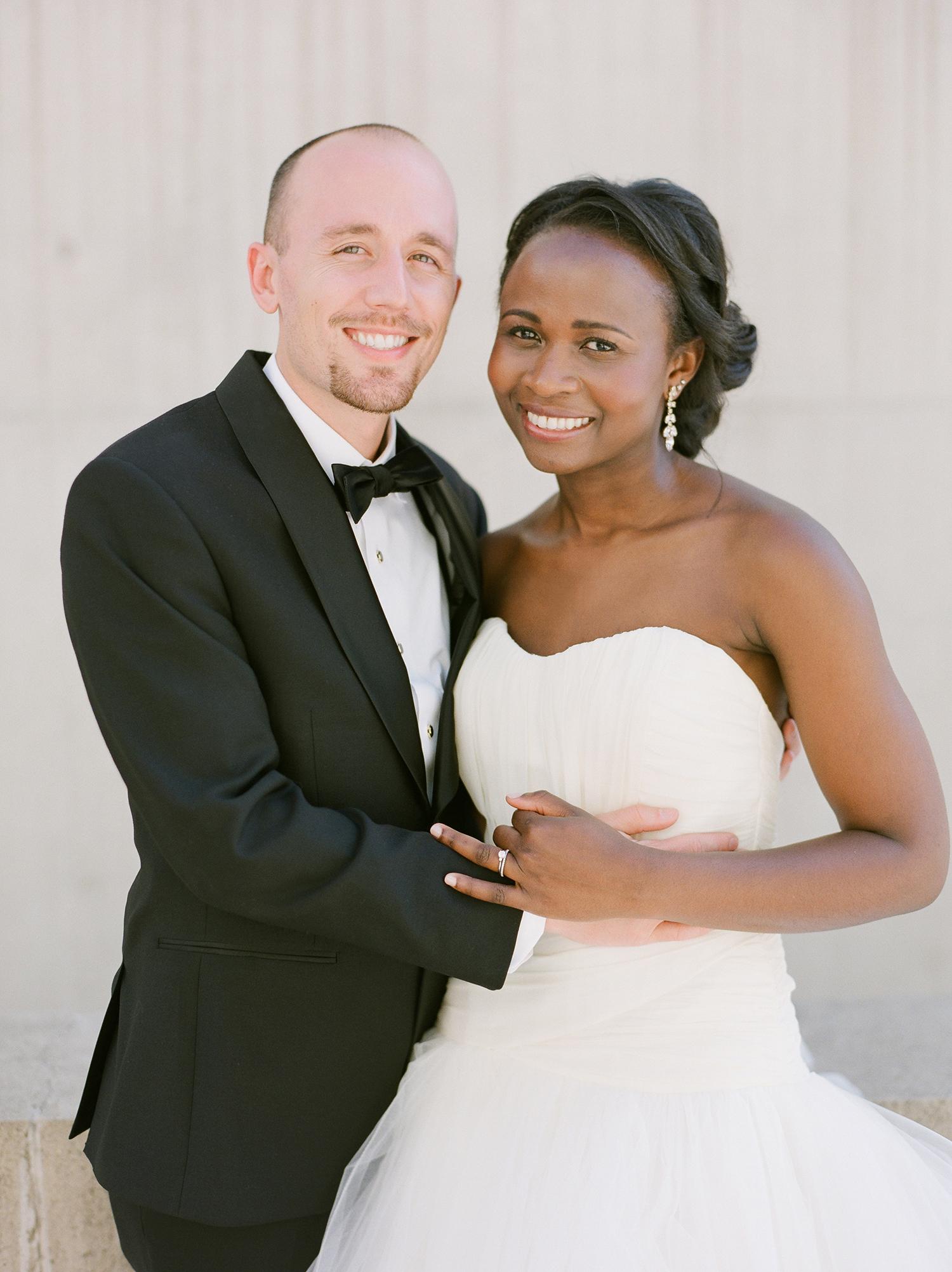 anwuli patrick wedding couple