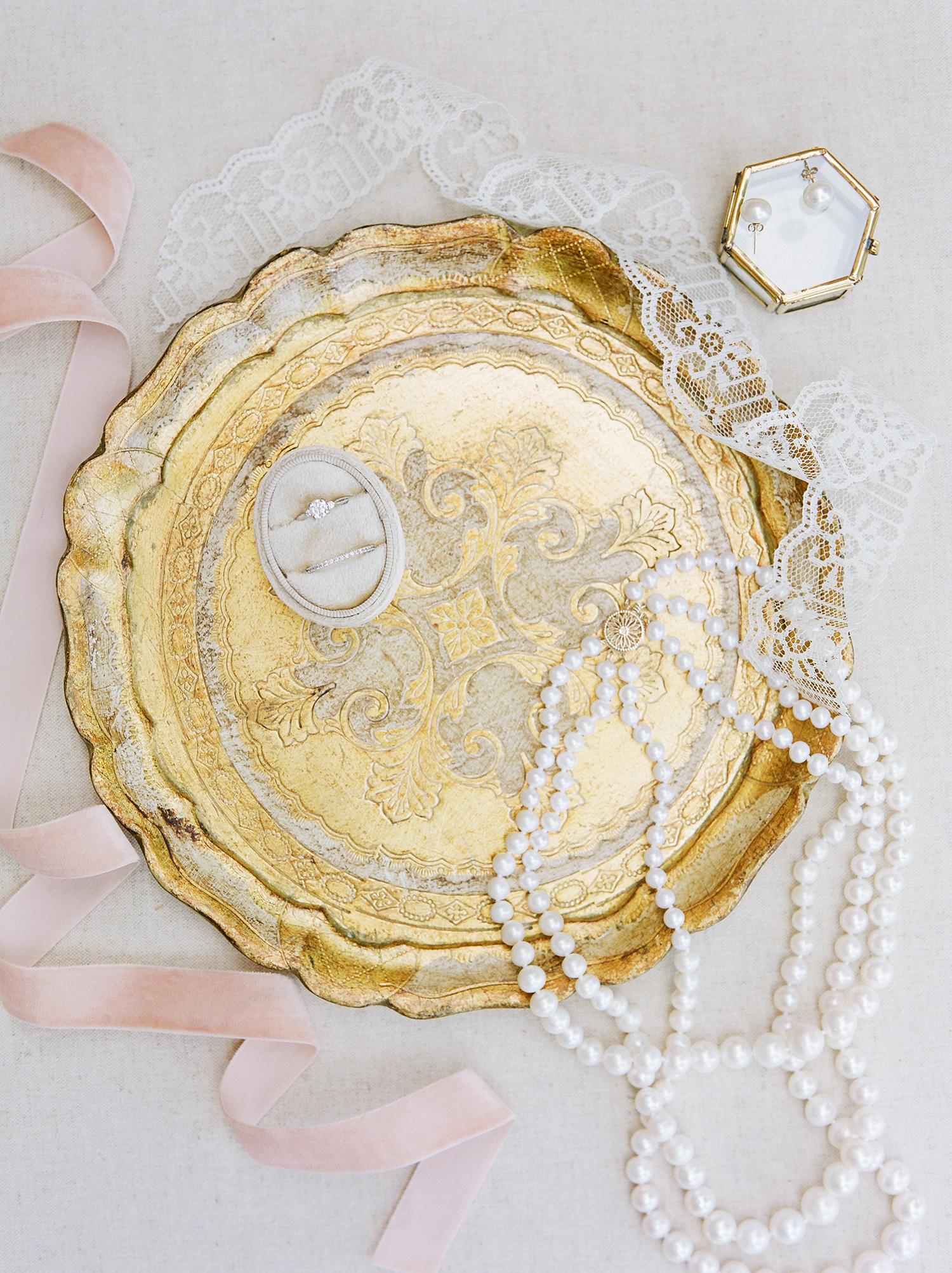 anwuli patrick wedding jewelry on gold plate