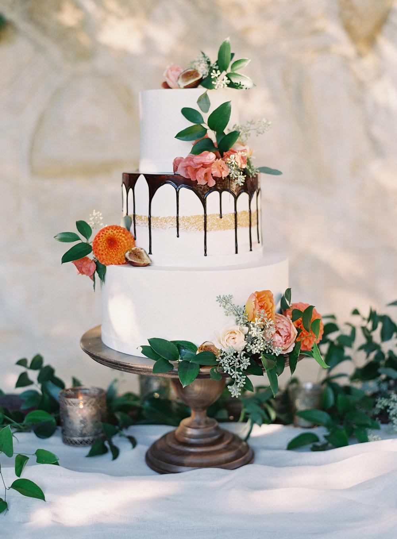 laurie michael wedding cake