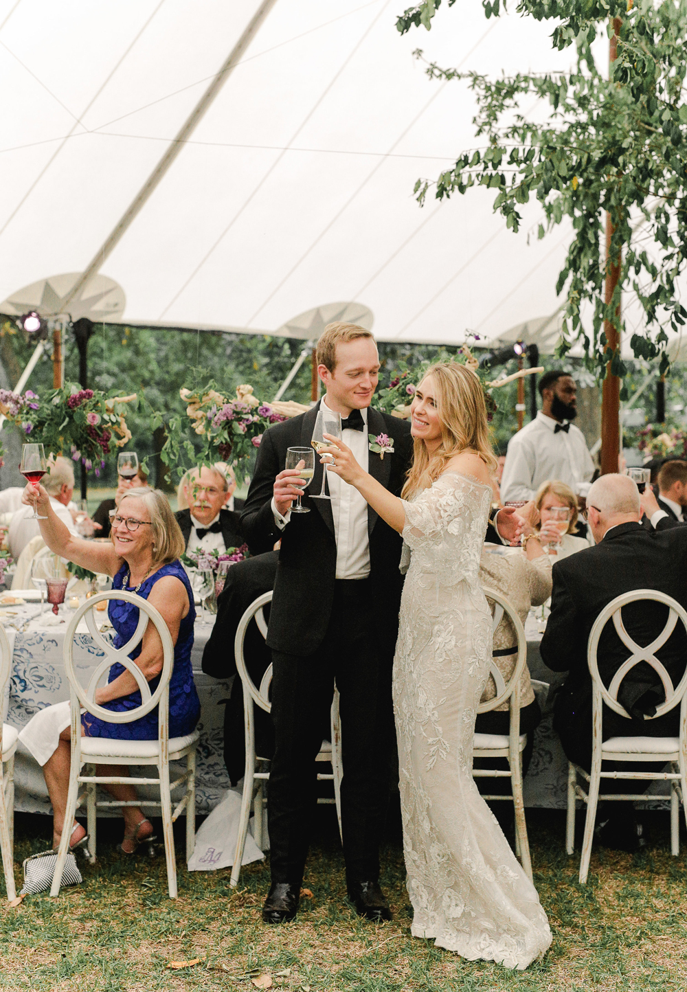 julia mitchell wedding toasts